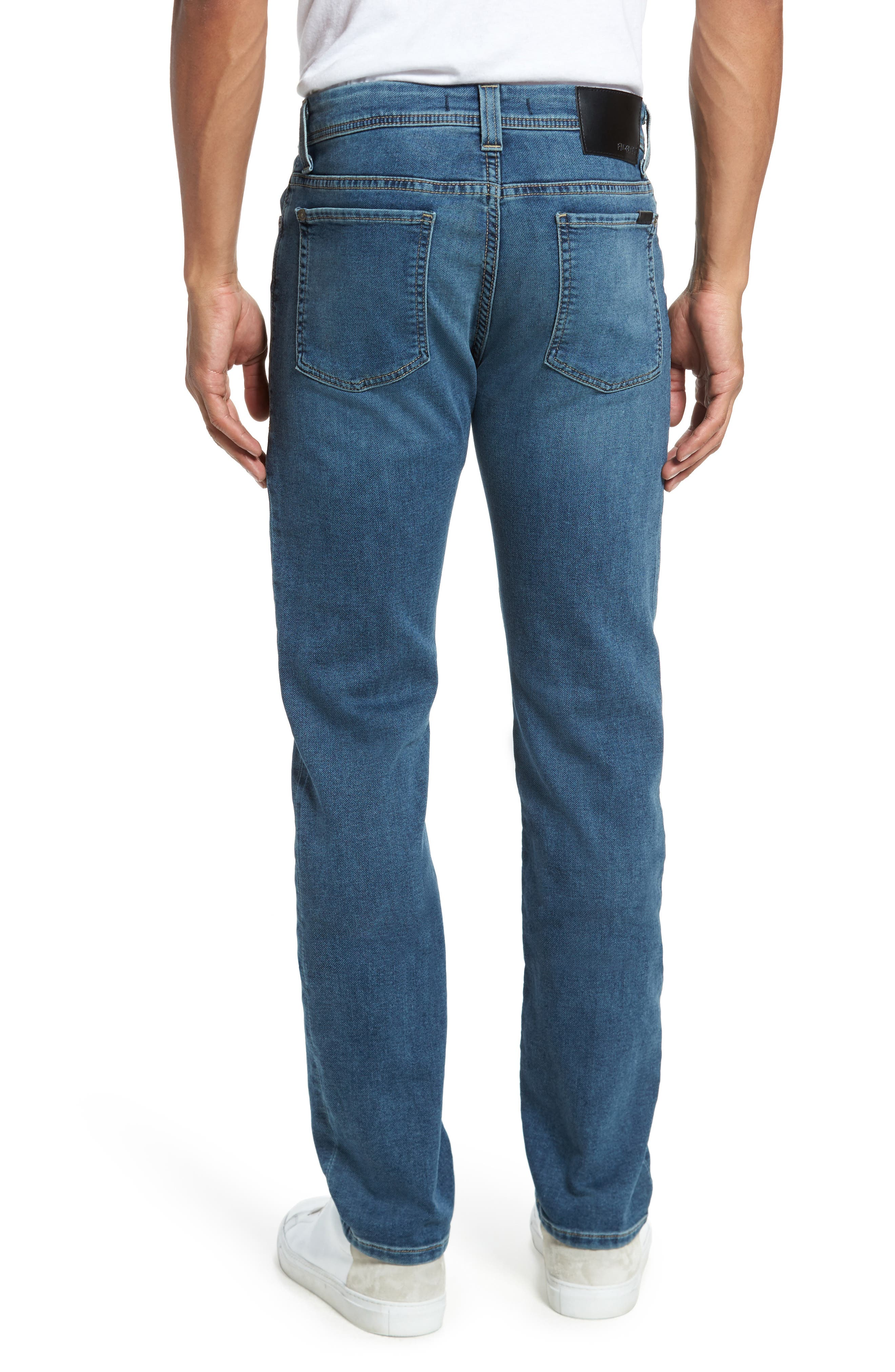 Torino Slim Fit Jeans,                             Alternate thumbnail 2, color,