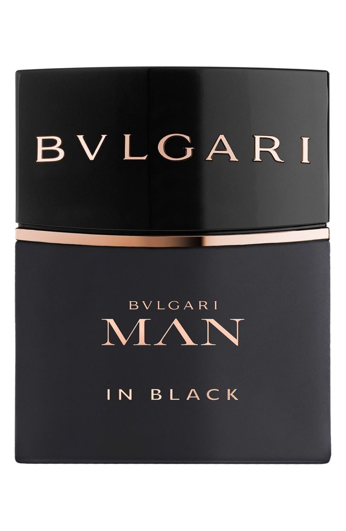 'Man in Black' Eau de Parfum,                             Alternate thumbnail 3, color,                             000