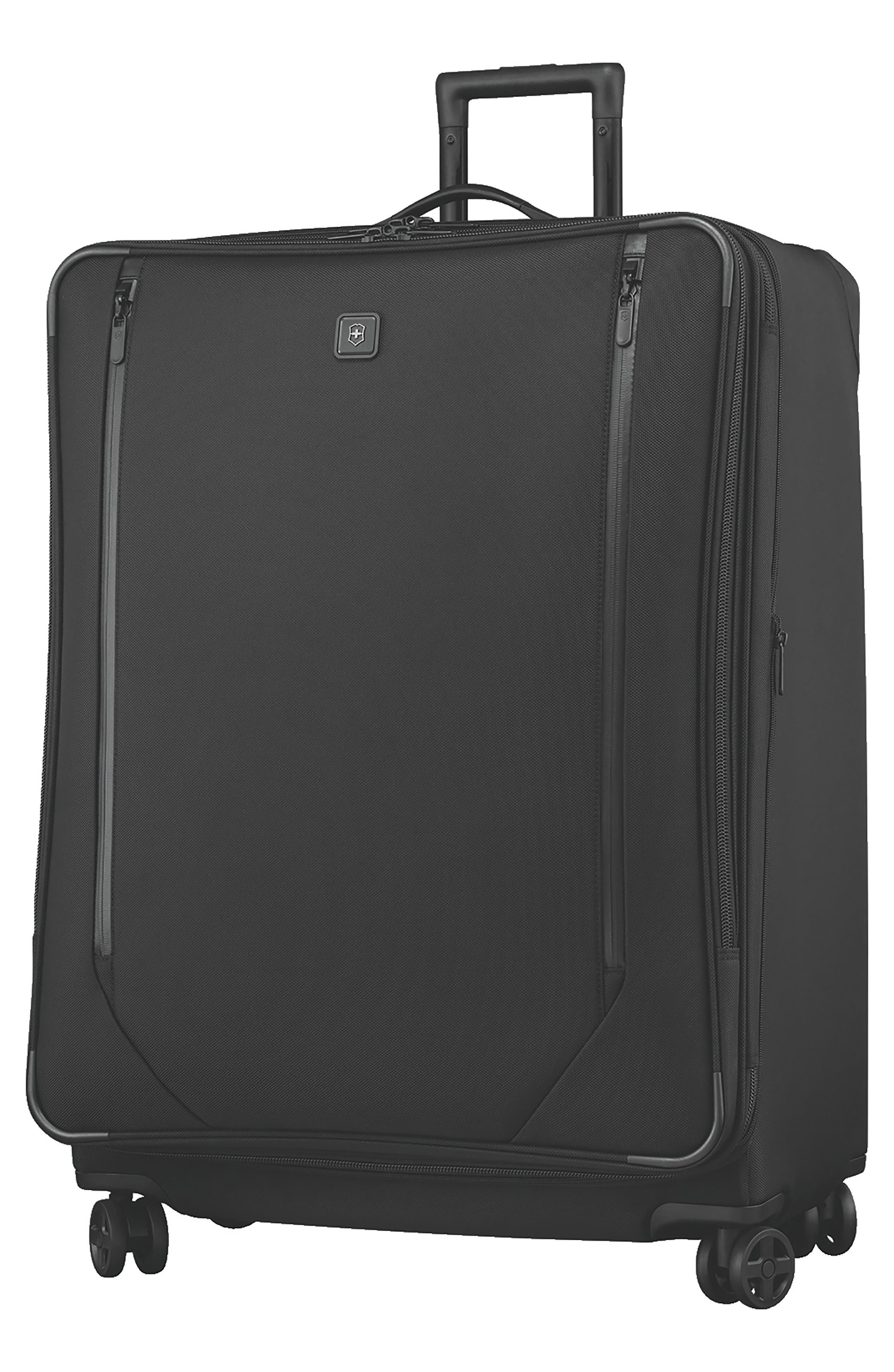 Lexicon 2.0 31-Inch Wheeled Suitcase,                             Main thumbnail 1, color,                             BLACK