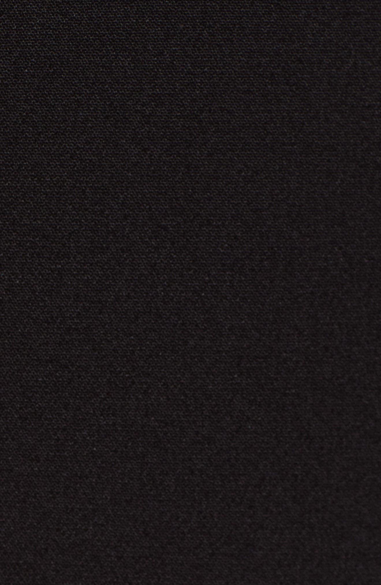 Slim Pants,                             Alternate thumbnail 5, color,                             BLACK TECH