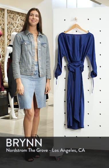 Uncovered Midi Dress, sales video thumbnail