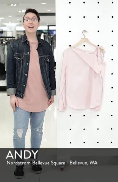 One-Shoulder Shirt, sales video thumbnail