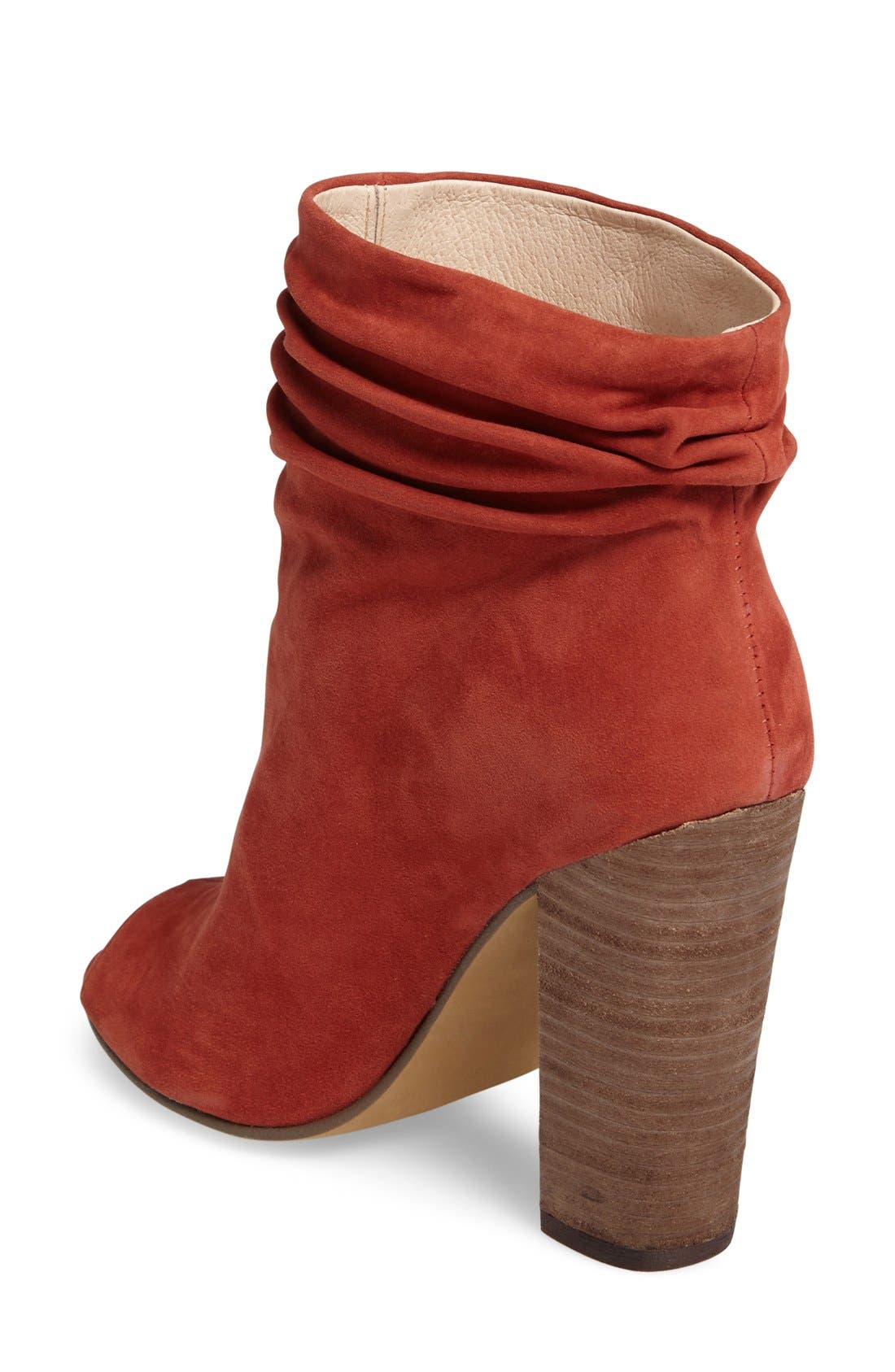 'Laurel' Peep Toe Bootie,                             Alternate thumbnail 25, color,