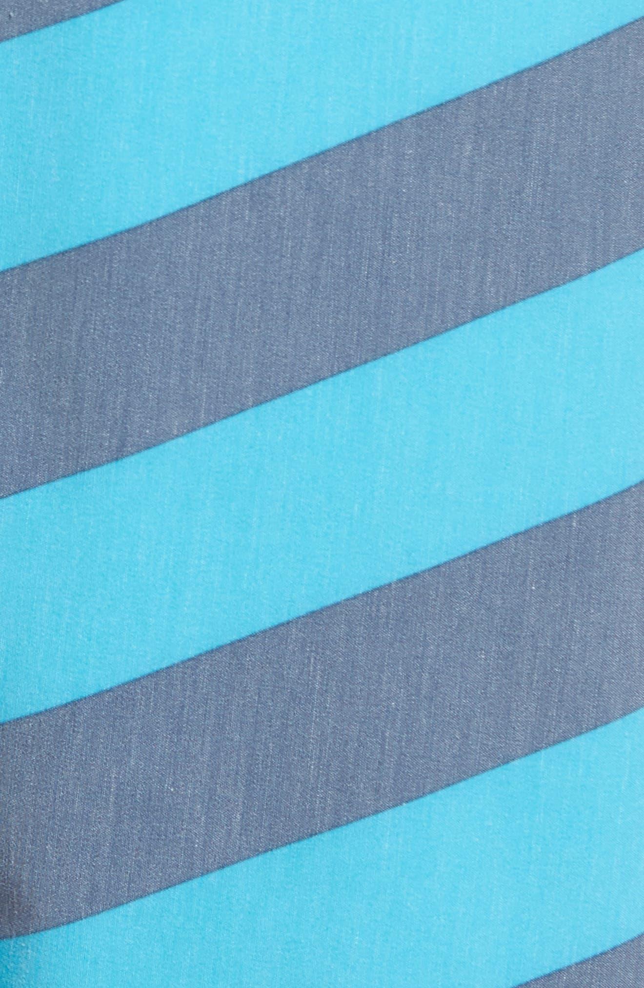 Stripey Slinger Board Shorts,                             Alternate thumbnail 37, color,