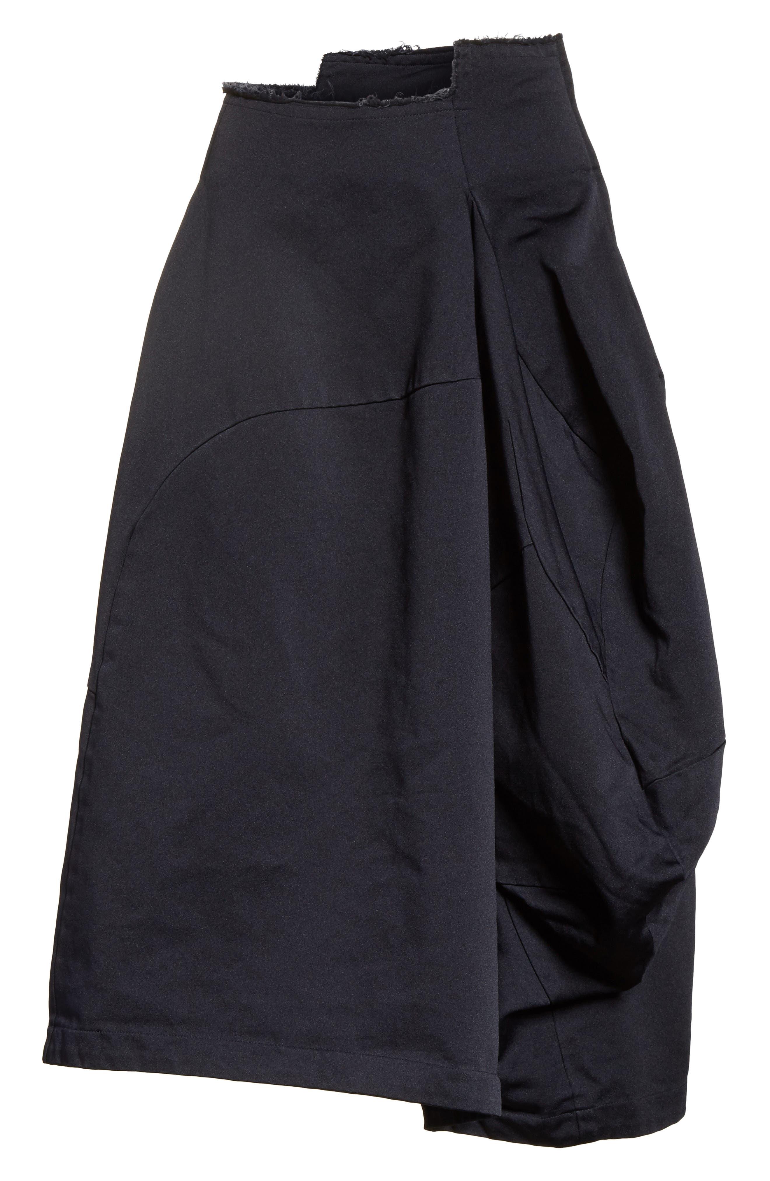 Origami Skirt,                             Alternate thumbnail 6, color,                             410
