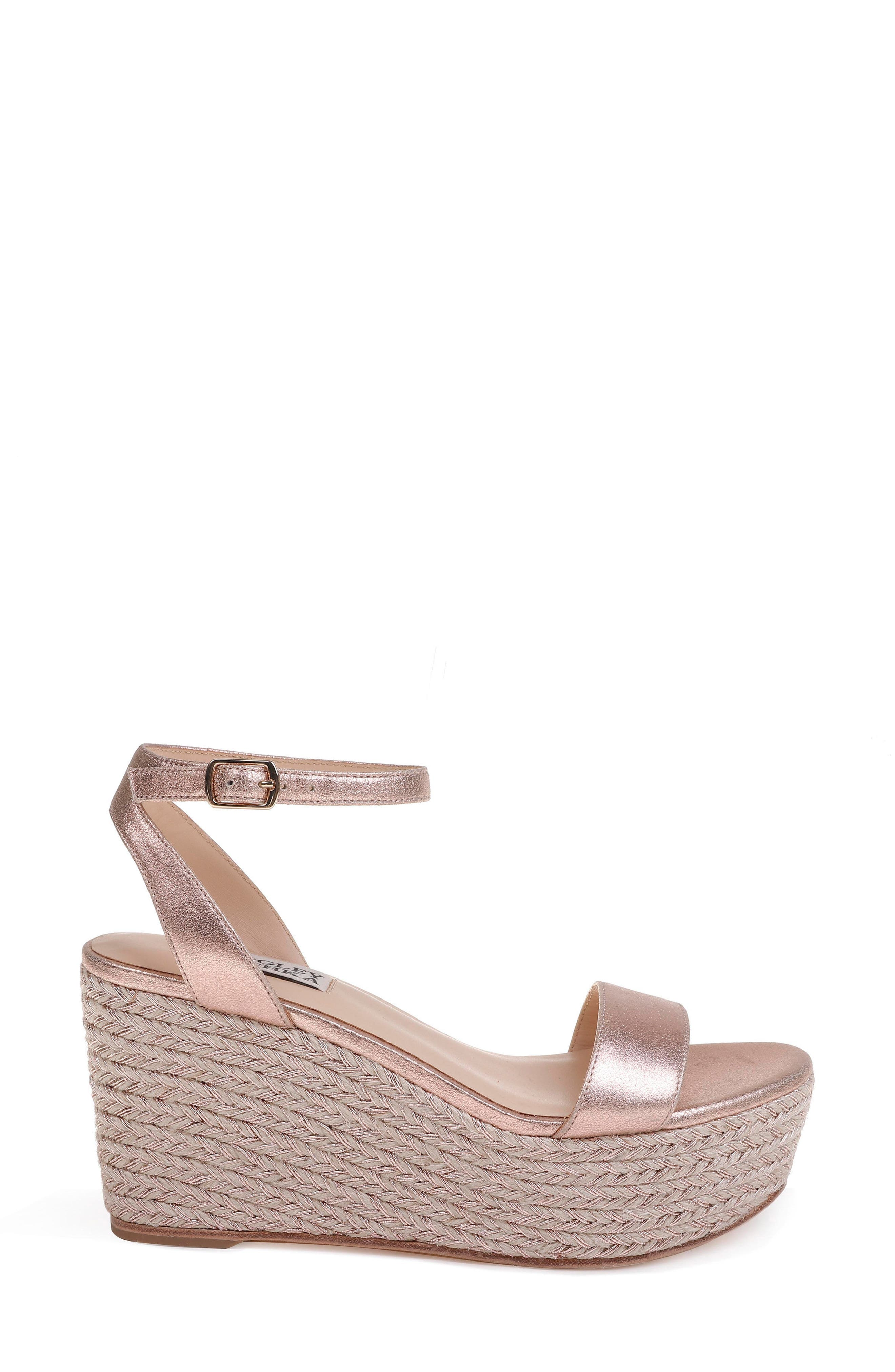 Holmes Espadrille Wedge,                             Alternate thumbnail 6, color,