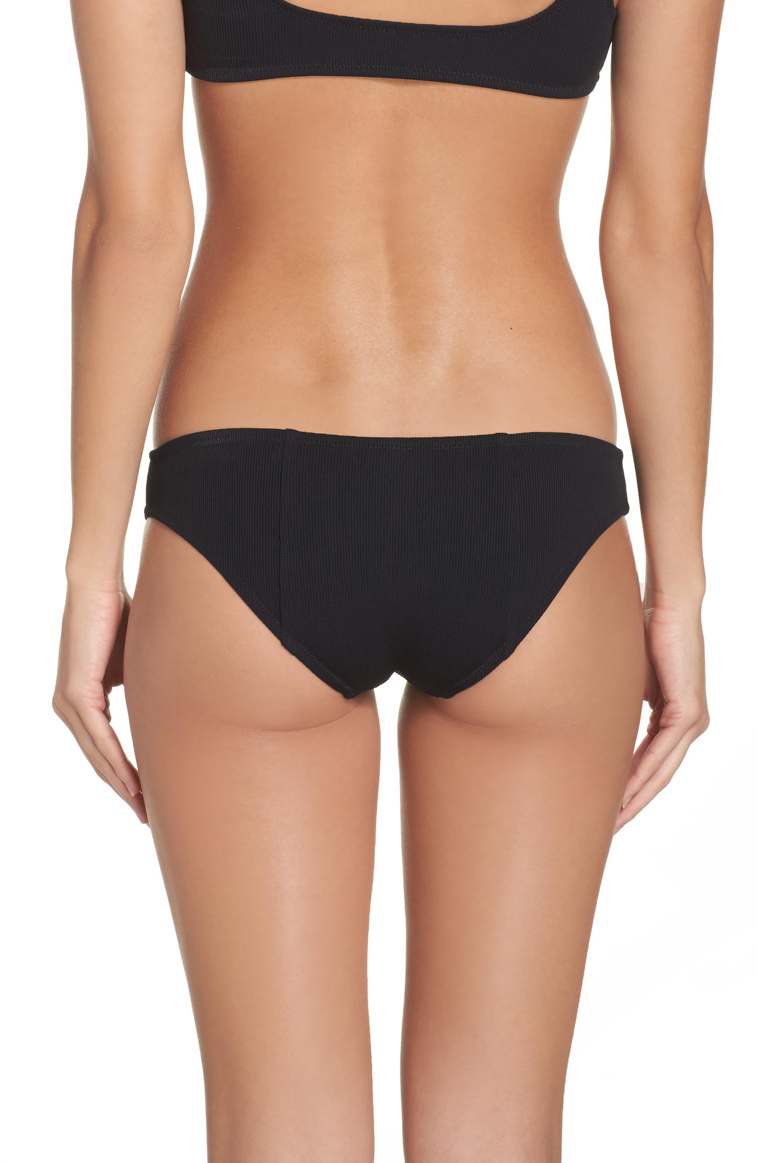 Isabella Bikini Bottoms,                             Alternate thumbnail 2, color,                             001