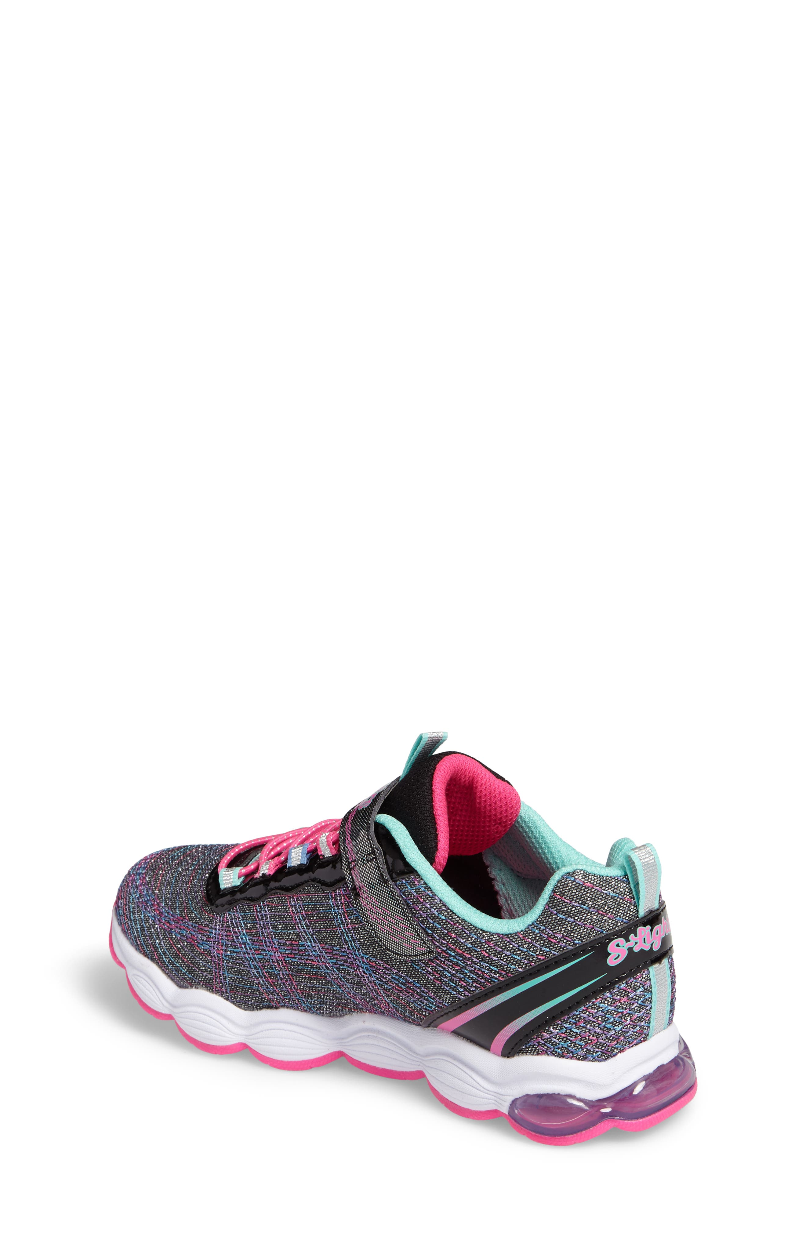 Glimmer Lights Sneakers,                             Alternate thumbnail 2, color,                             001