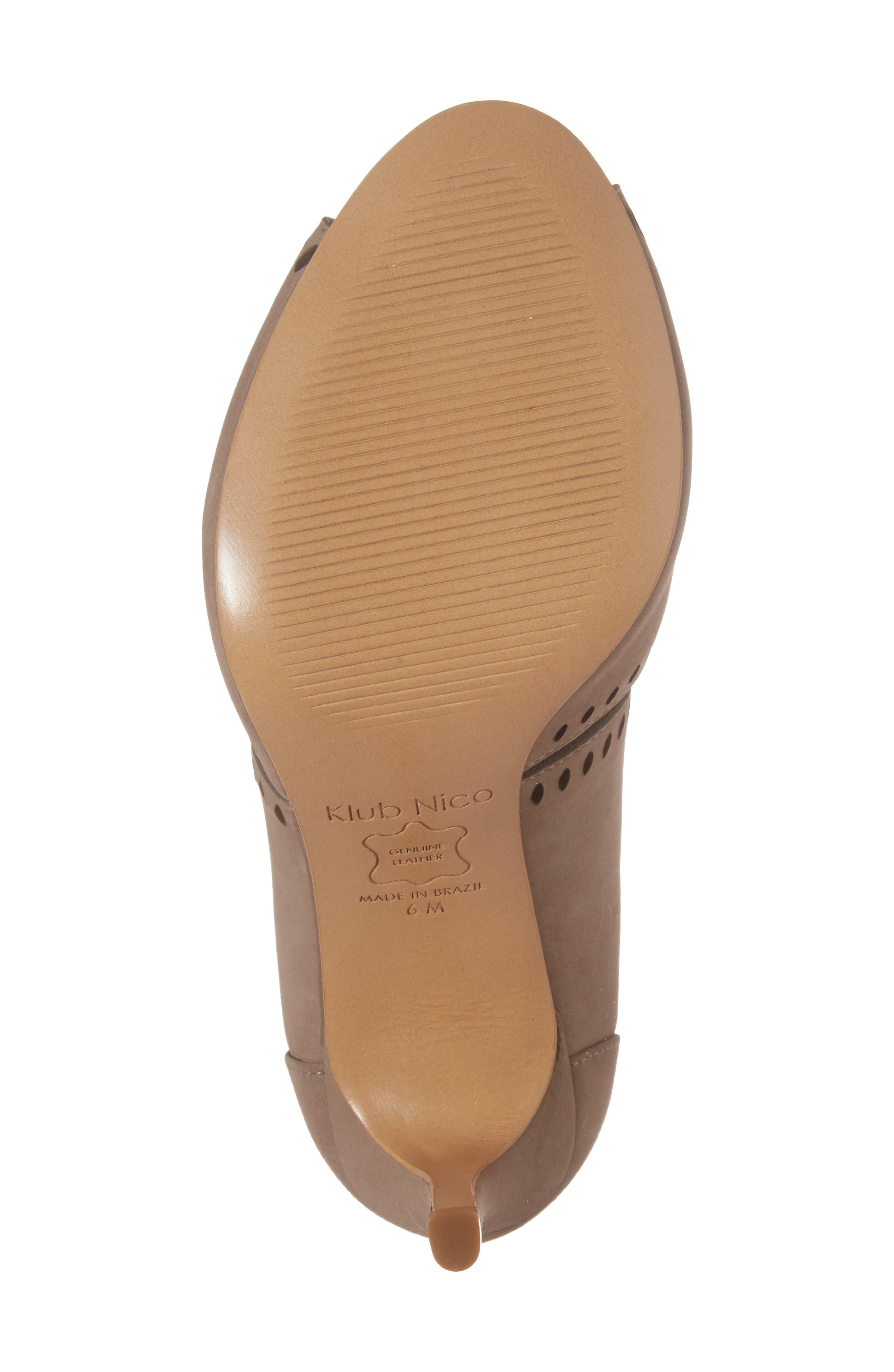 Mallia Perforated Sandal,                             Alternate thumbnail 12, color,