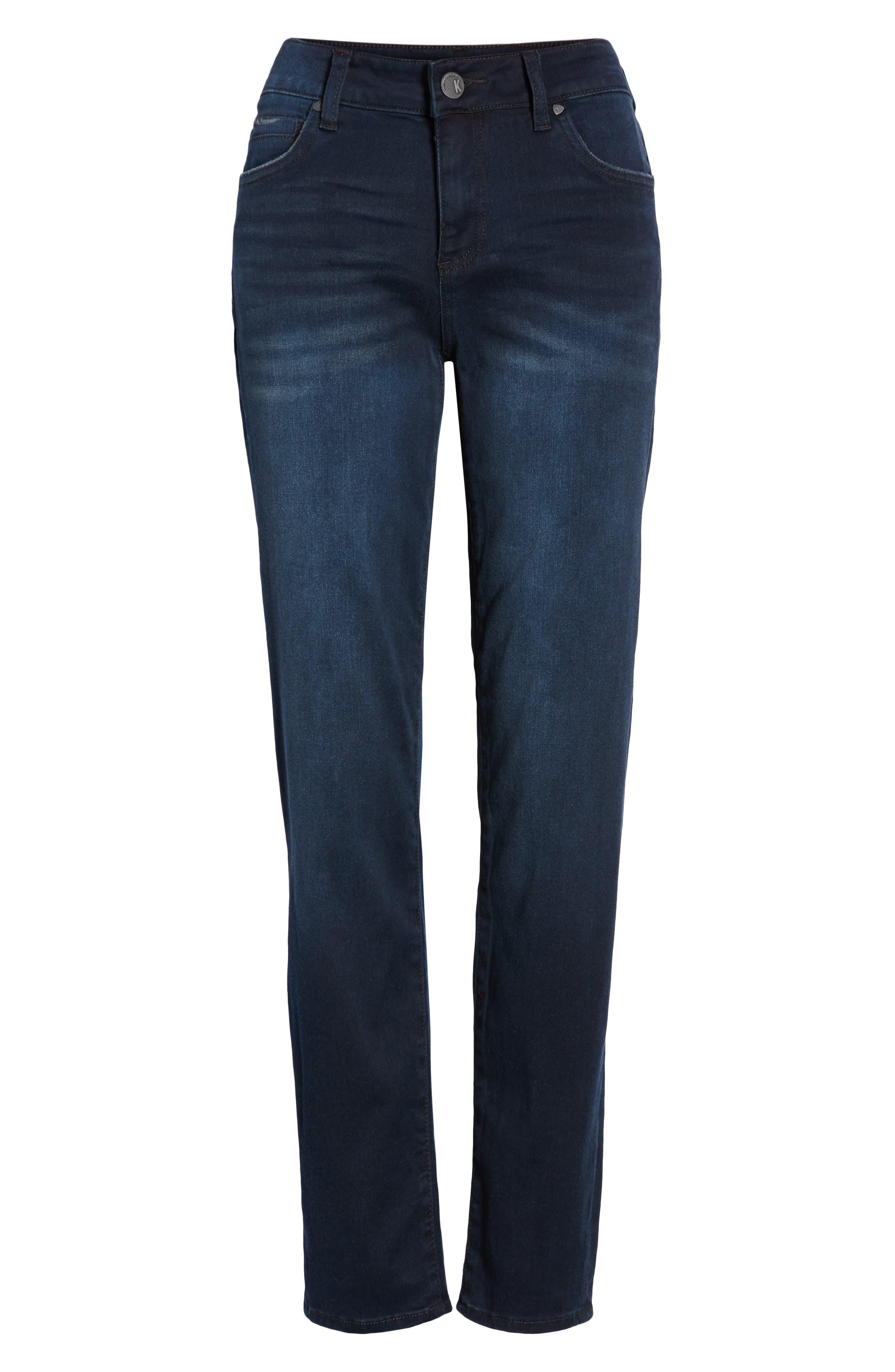 Diana Skinny Jeans,                             Alternate thumbnail 7, color,                             ART W/ EURO BASE WASH