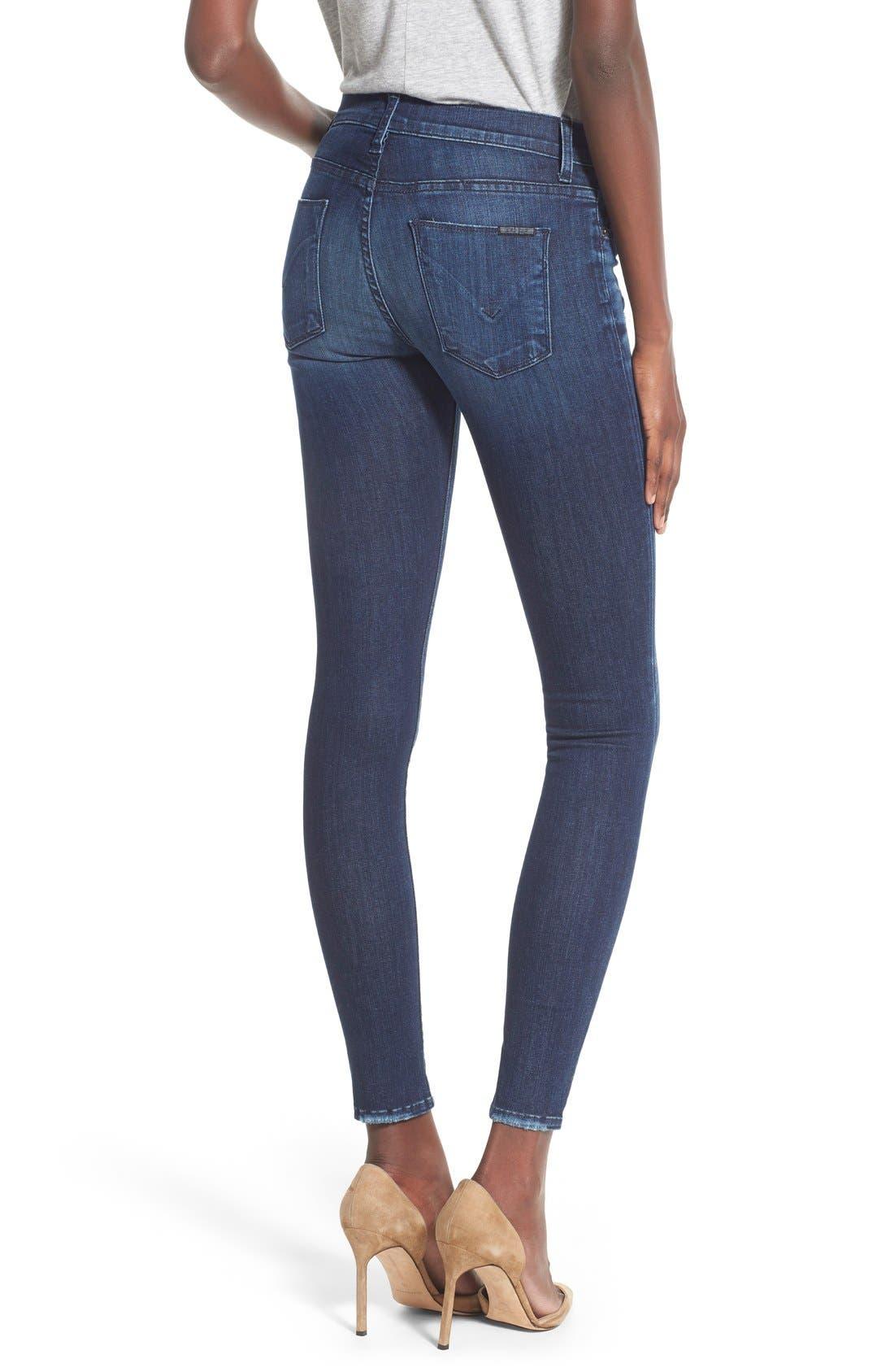 'Nico' Super Skinny Jeans,                             Alternate thumbnail 20, color,