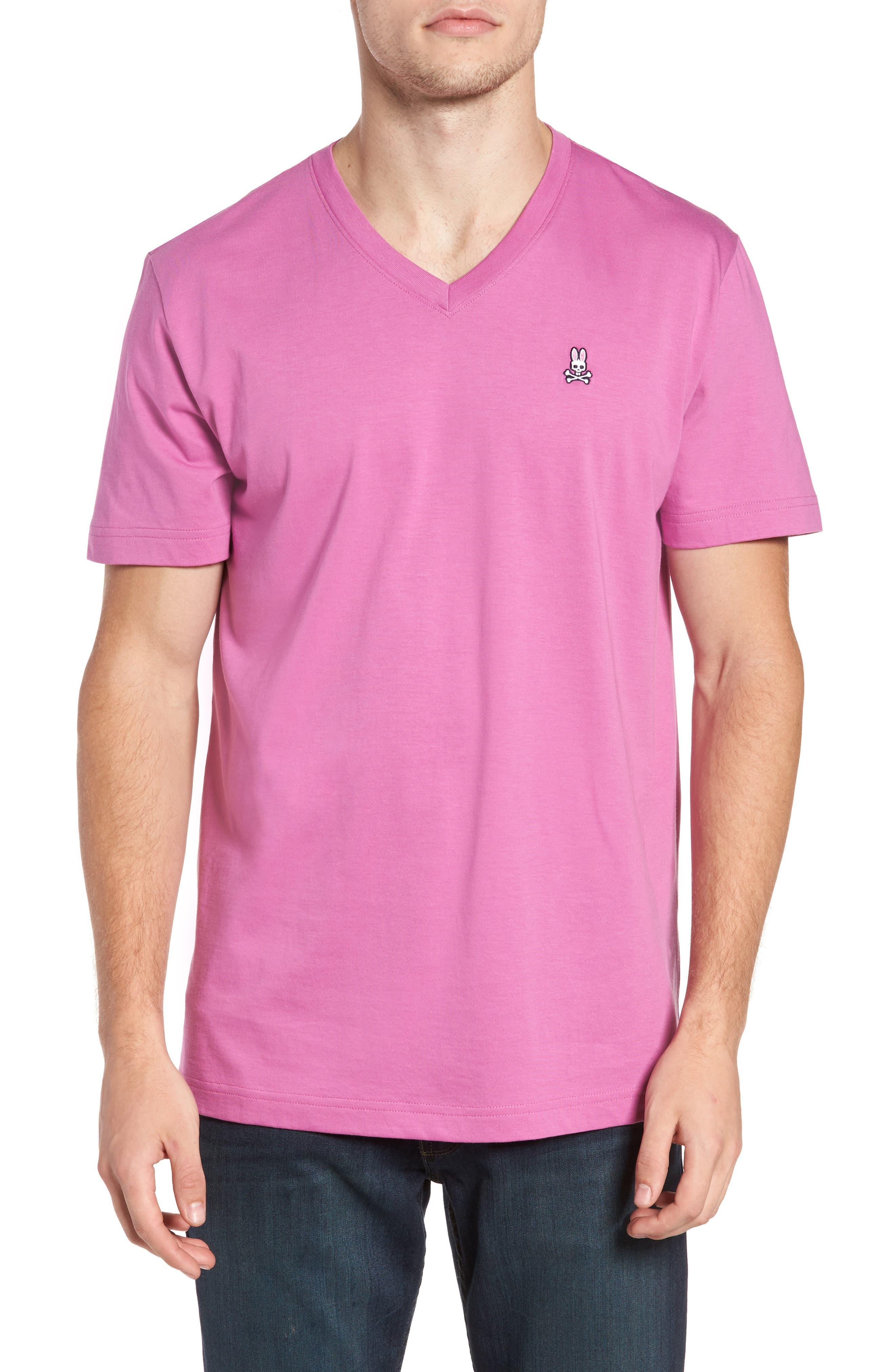 V-Neck T-Shirt,                             Main thumbnail 7, color,