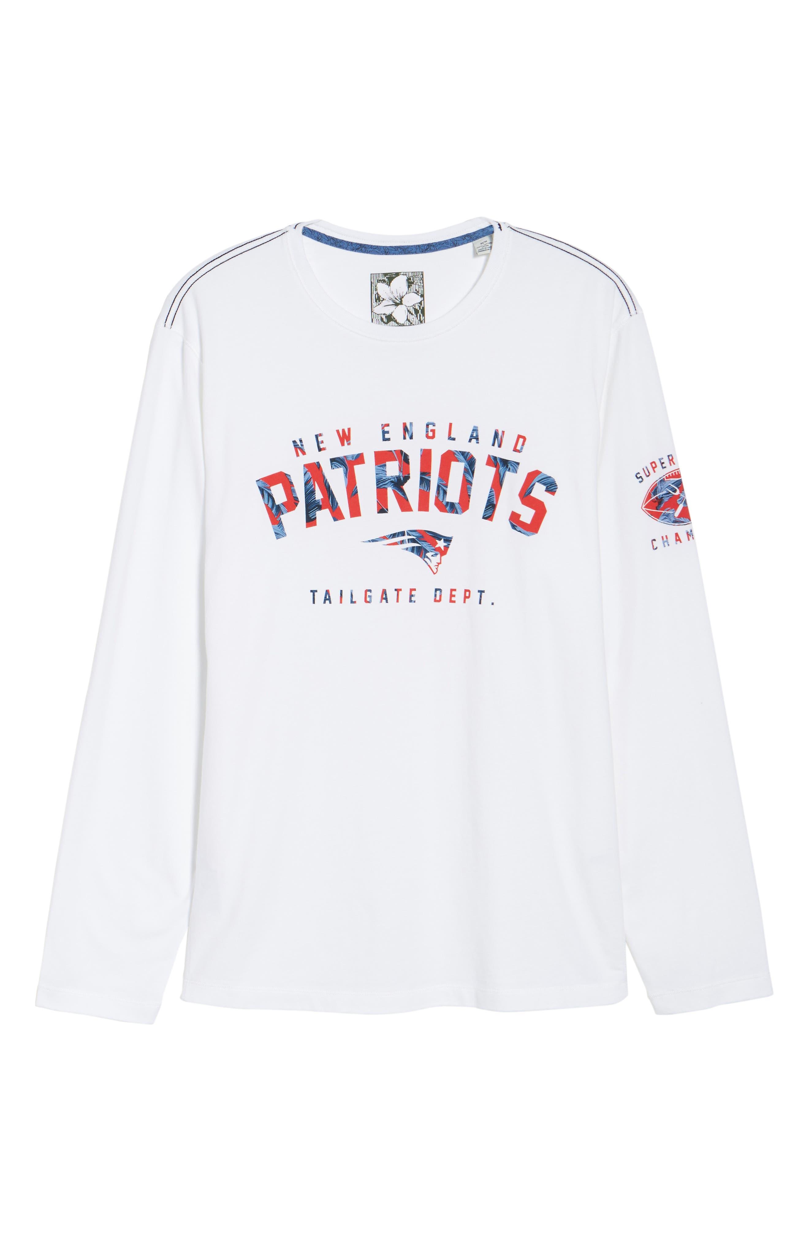 NFL Palm Action T-Shirt,                             Alternate thumbnail 6, color,                             101