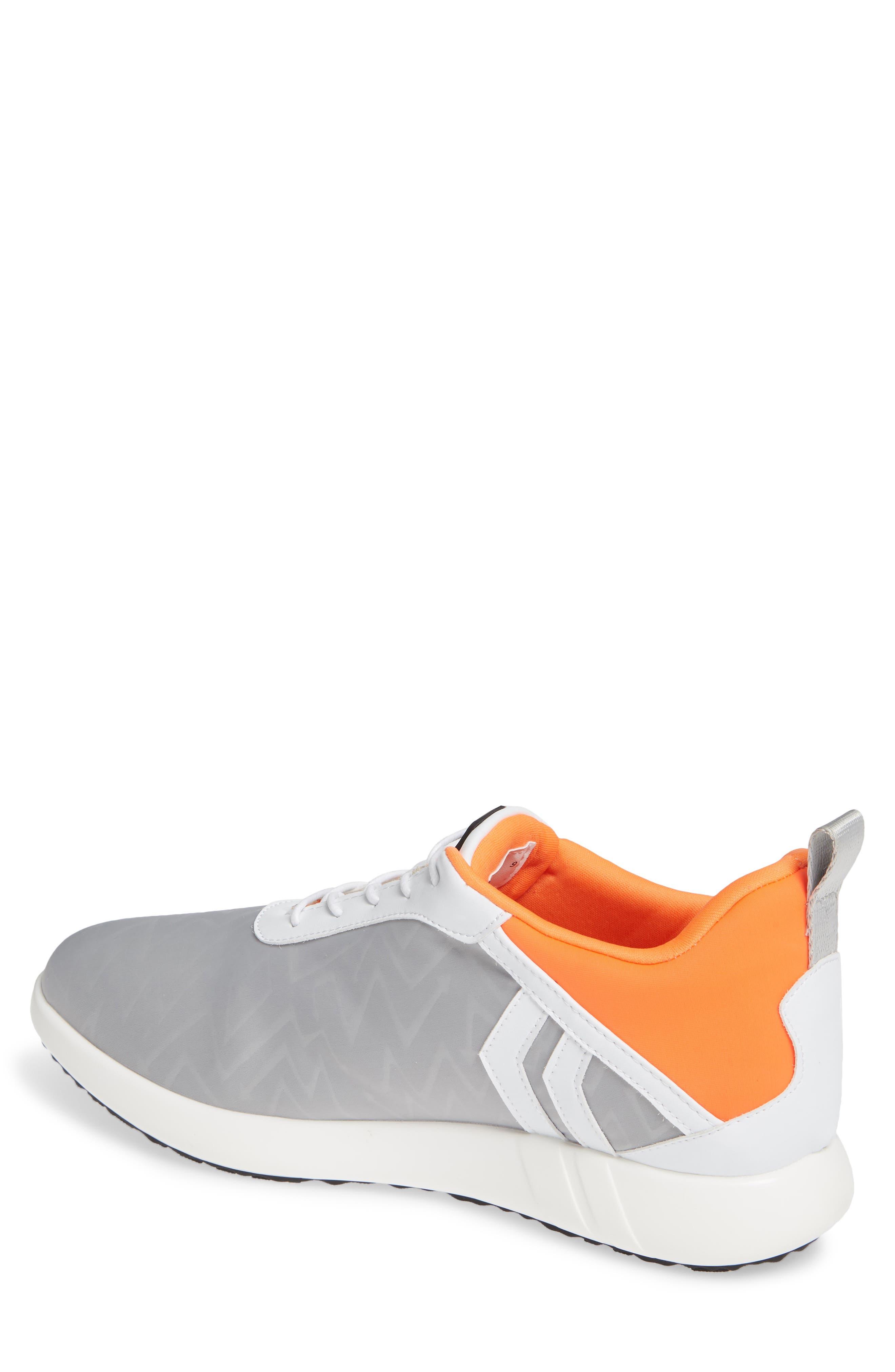 Vector Sneaker,                             Alternate thumbnail 2, color,                             GREY FABRIC