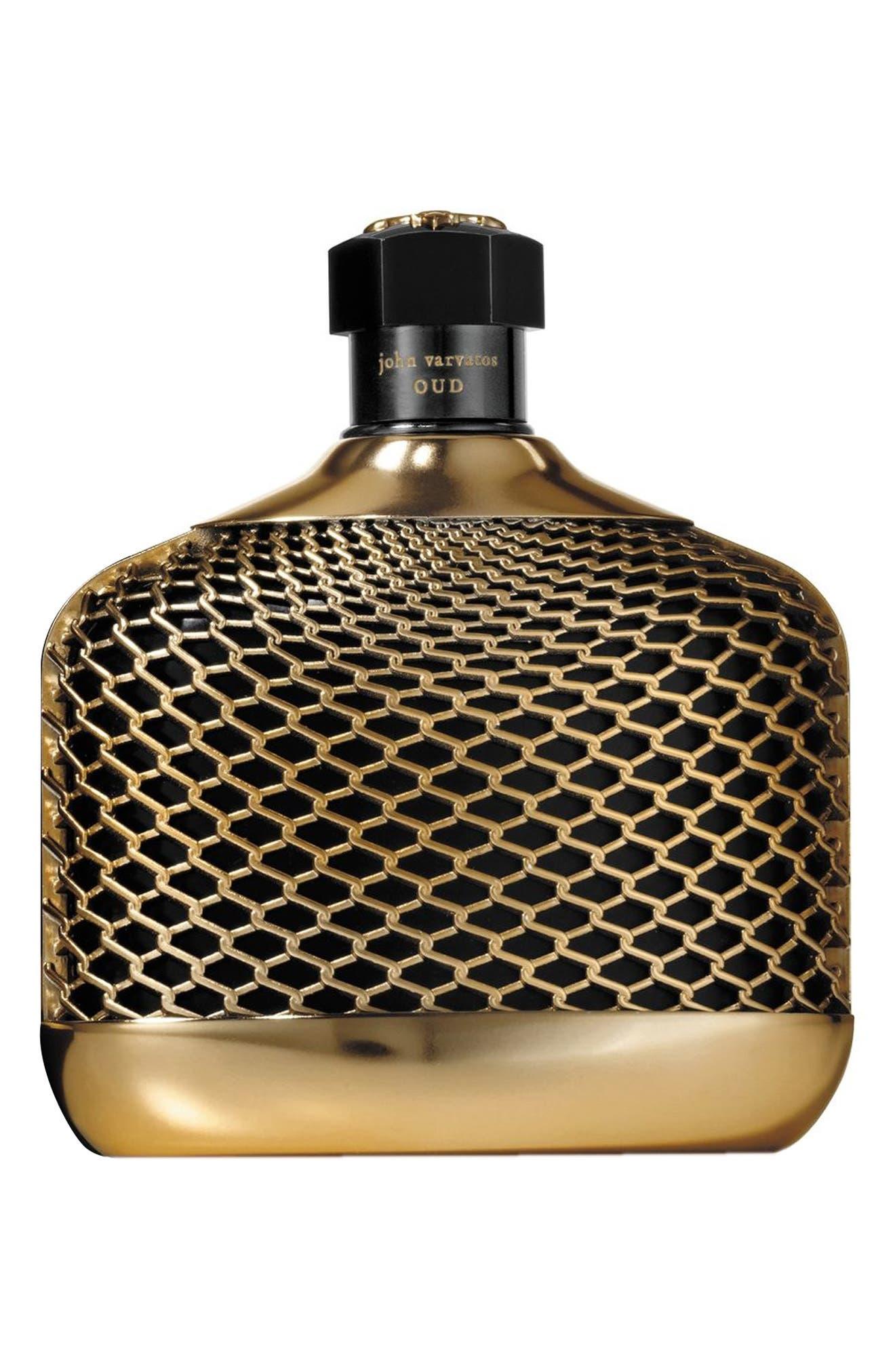 John Varvatos 'Oud' Fragrance,                             Alternate thumbnail 3, color,                             NO COLOR
