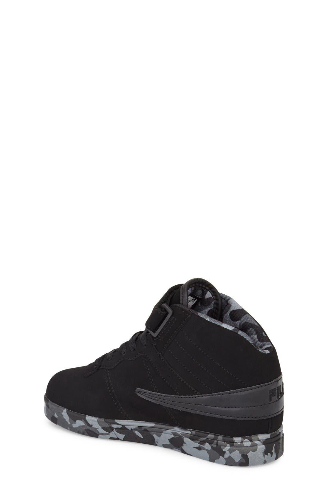 Vulc 13 Mashup High Top Sneaker,                             Alternate thumbnail 5, color,