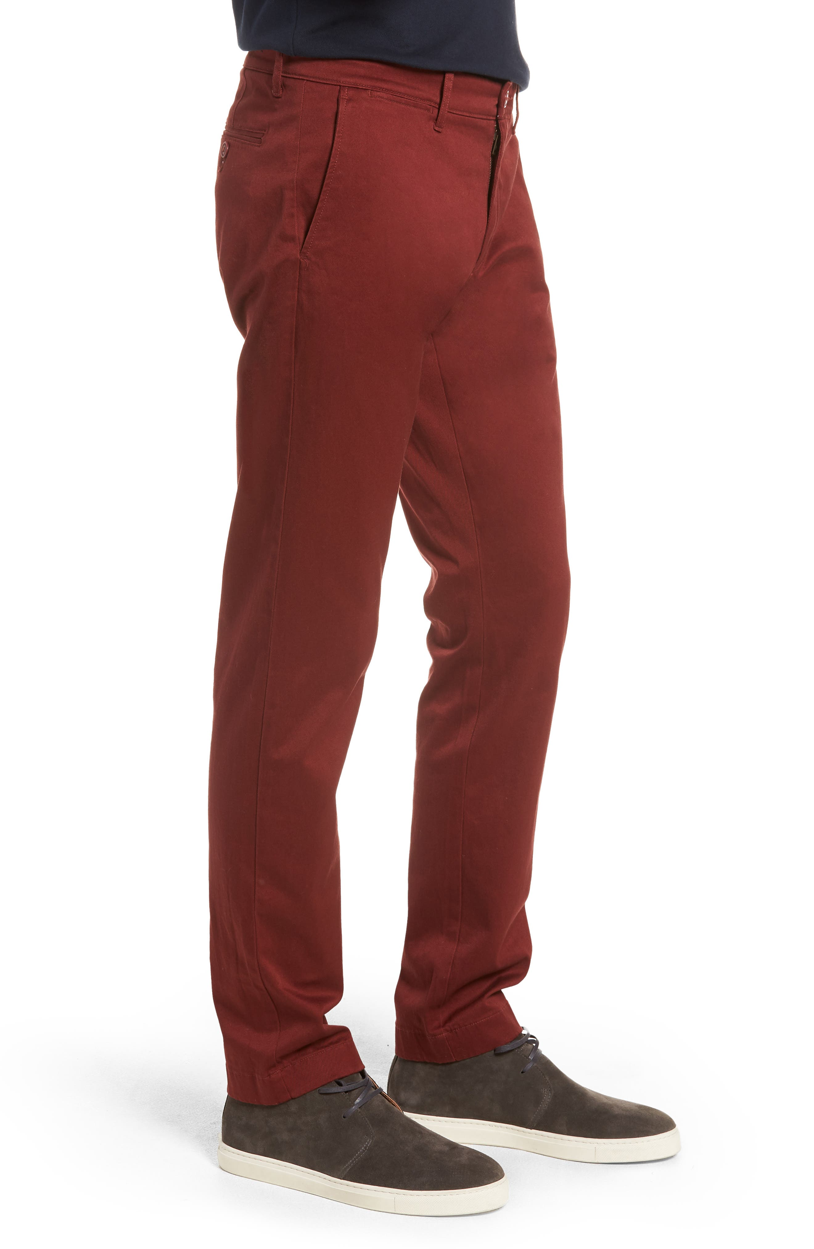 484 Slim Fit Stretch Chino Pants,                             Alternate thumbnail 29, color,