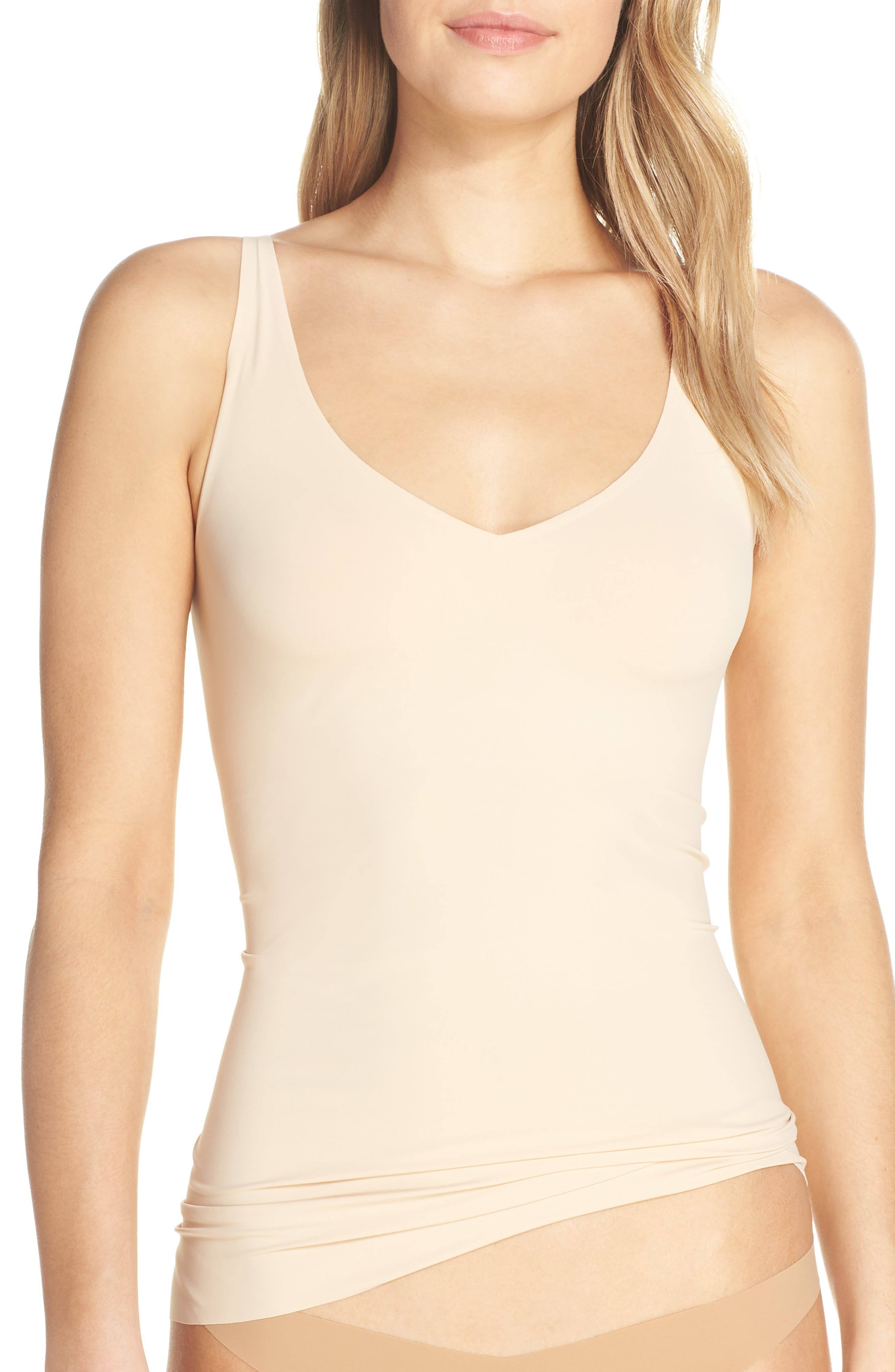 Yummie Smooth Solutions Camisole, Beige