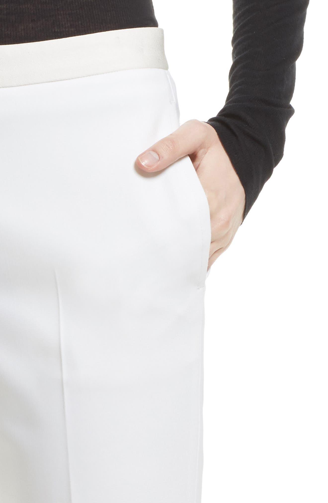 Tuxedo Suit Pants,                             Alternate thumbnail 8, color,