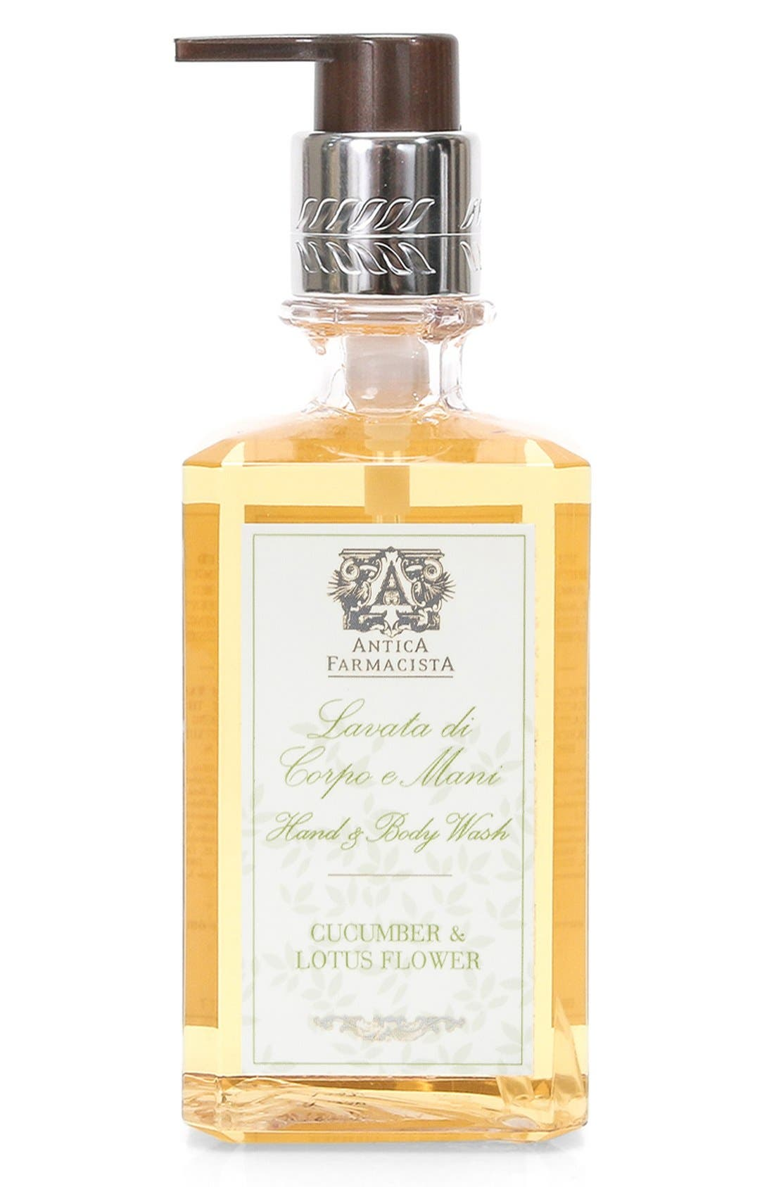 'Cucumber & Lotus Flower' Hand & Body Wash,                         Main,                         color, 000