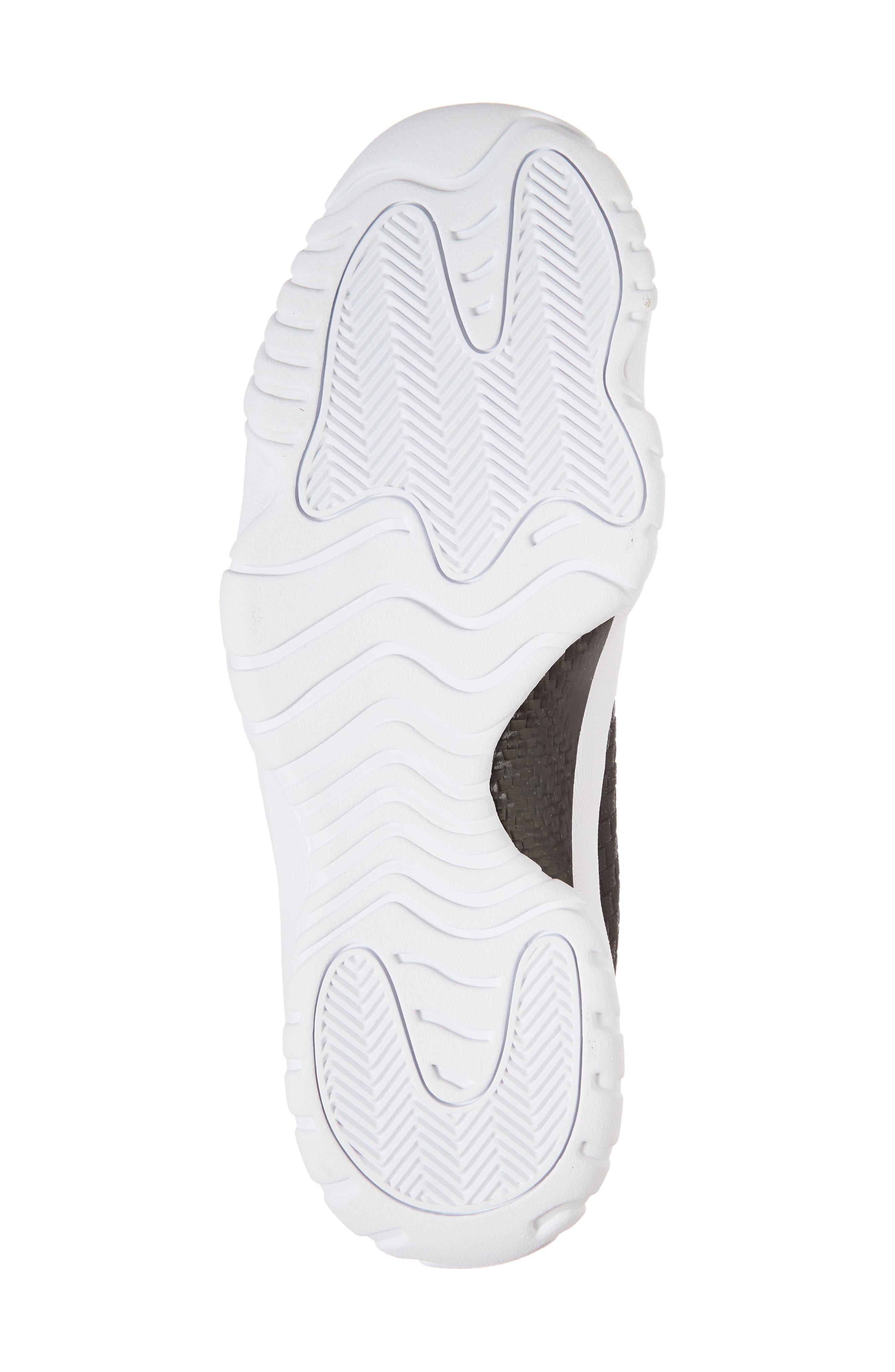 Air Jordan Future Woven Sneaker,                             Alternate thumbnail 6, color,                             002