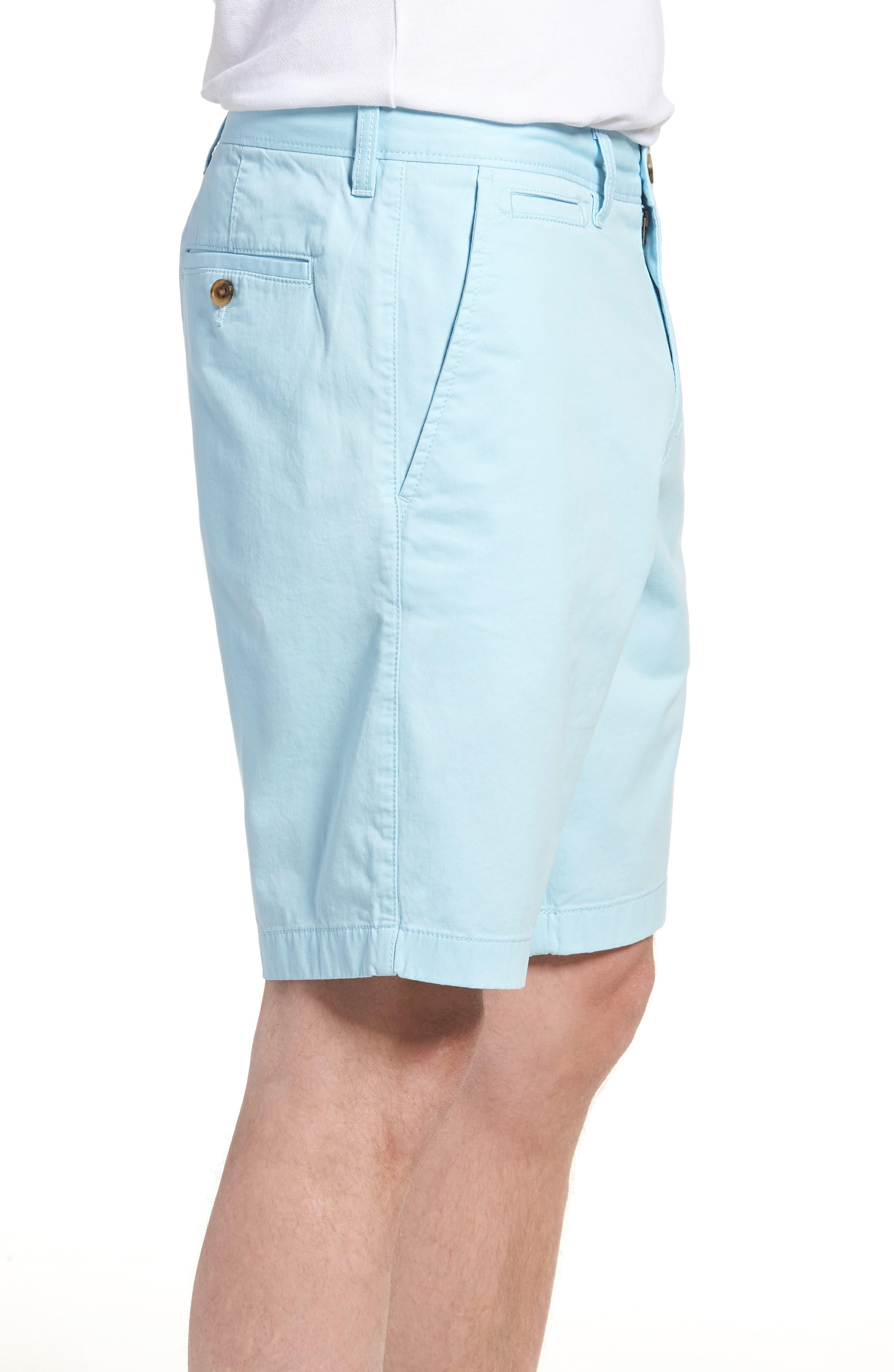 Ballard Slim Fit Stretch Chino 11-Inch Shorts,                             Alternate thumbnail 48, color,