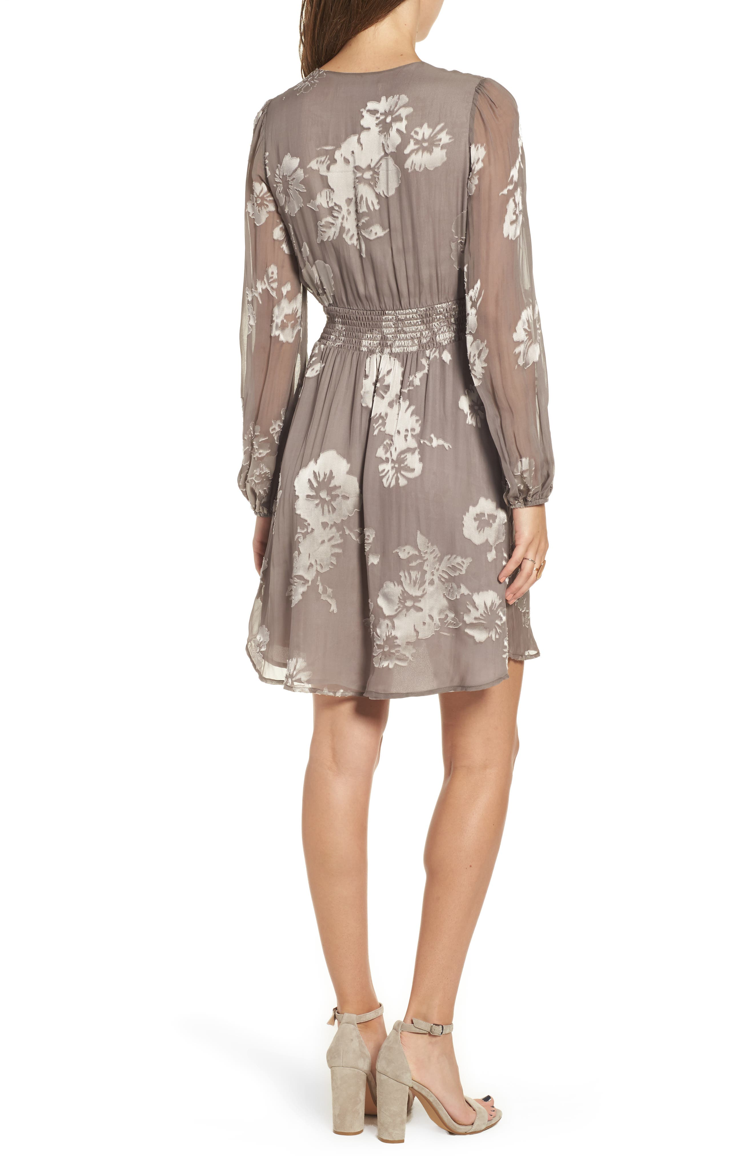 Mabeline Fit & Flare Dress,                             Alternate thumbnail 2, color,                             500