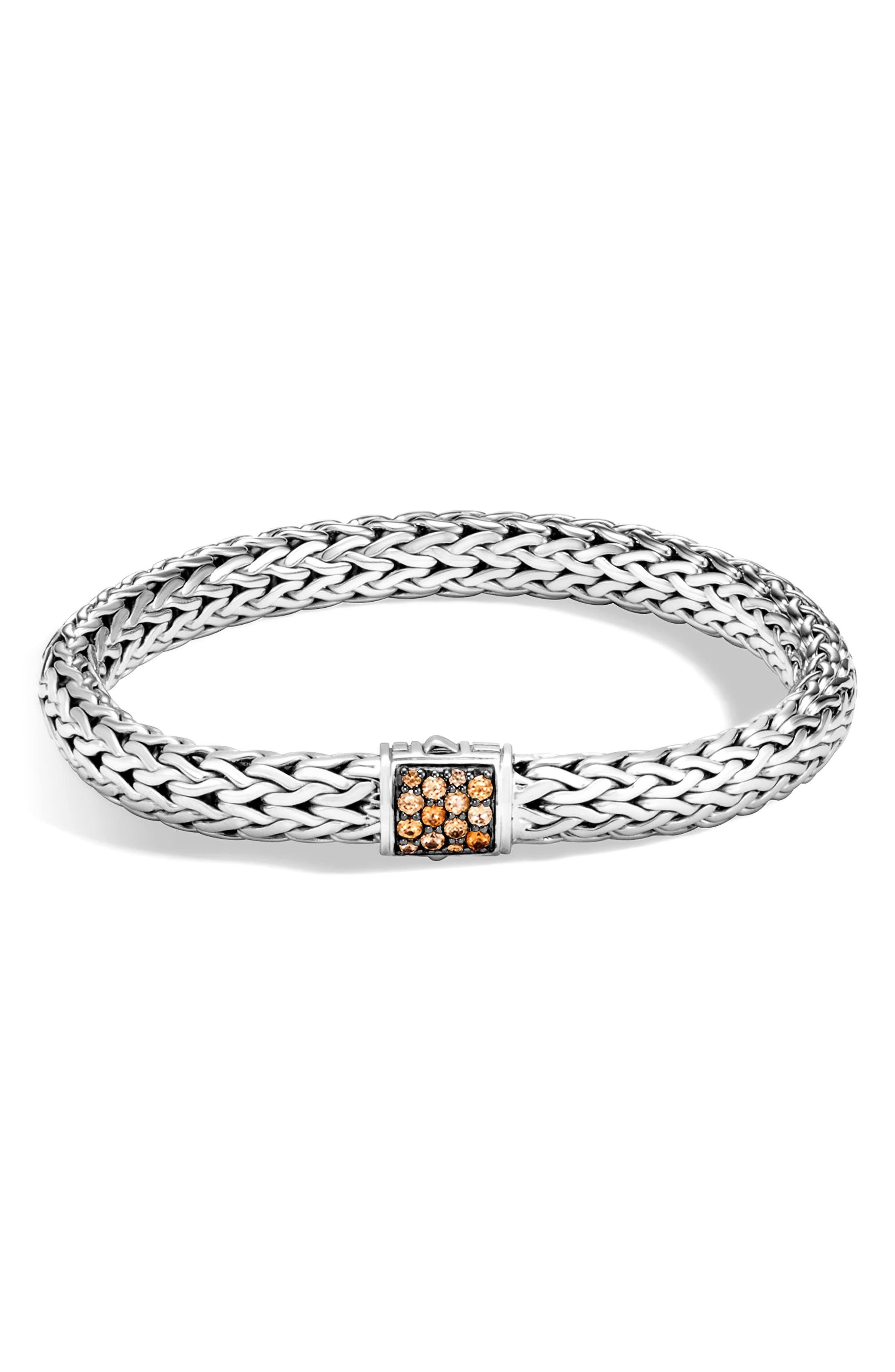 Classic Chain 7.5mm Bracelet,                             Main thumbnail 1, color,                             040