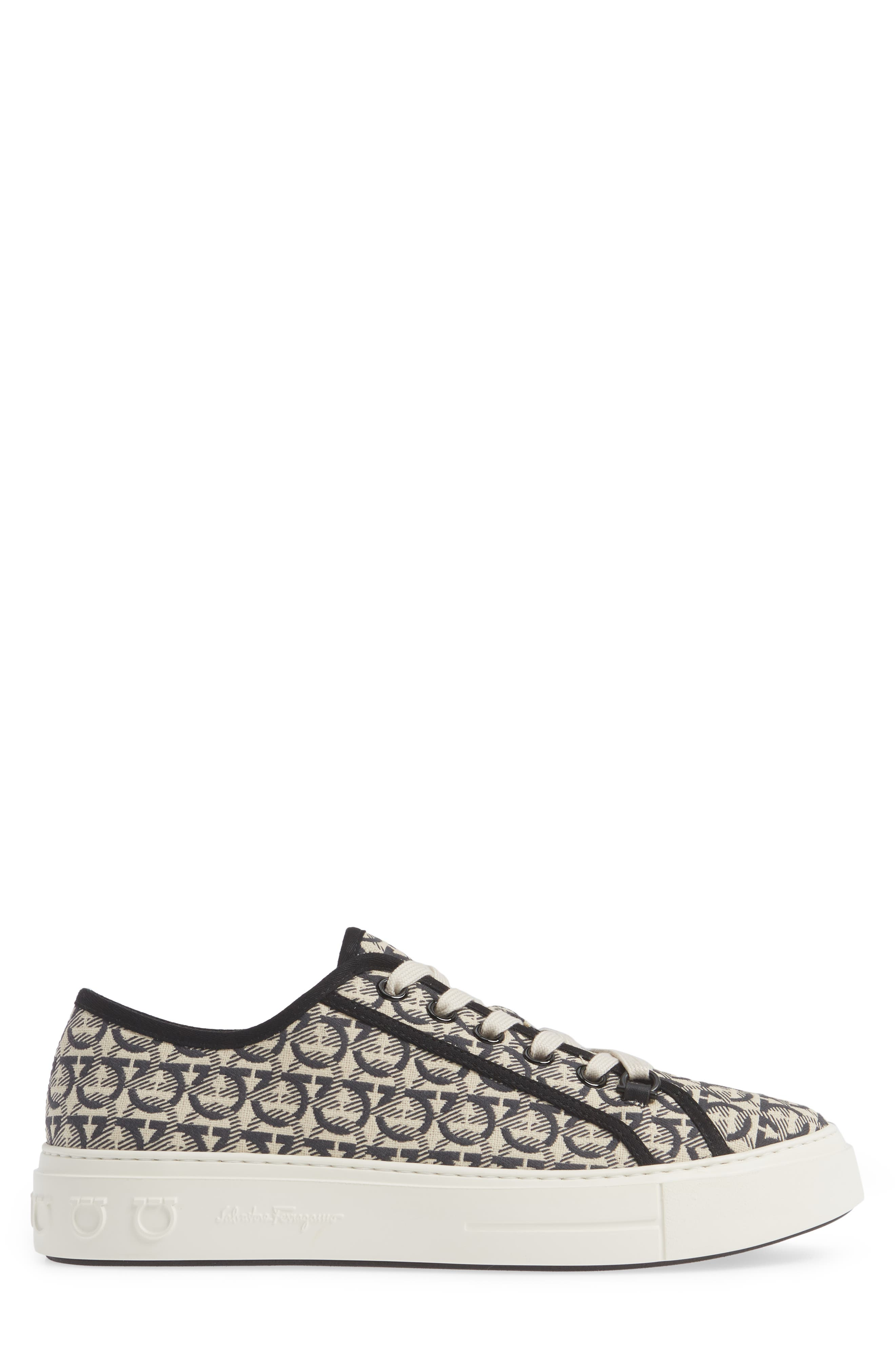 Anson Sneaker,                             Alternate thumbnail 3, color,                             BEIGE/NERO