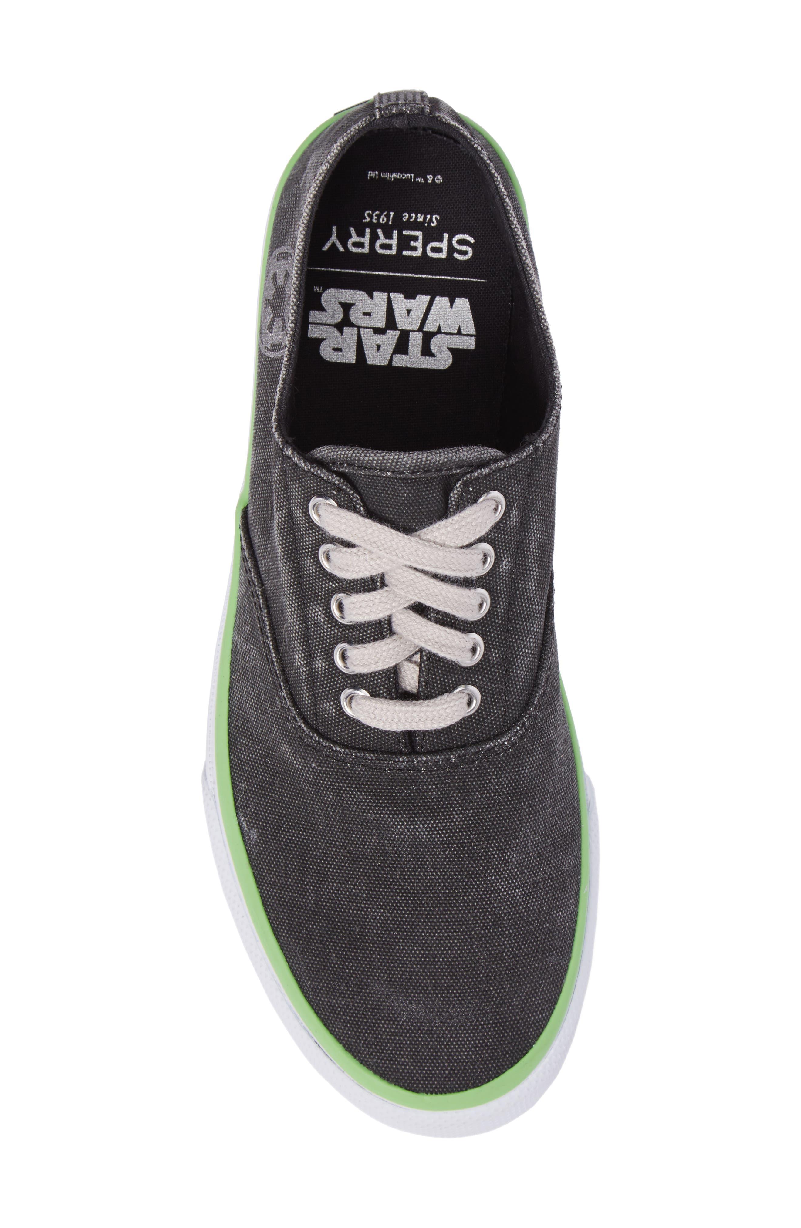 Star Wars<sup>™</sup> Dark Side CVO Sneaker,                             Alternate thumbnail 5, color,                             001