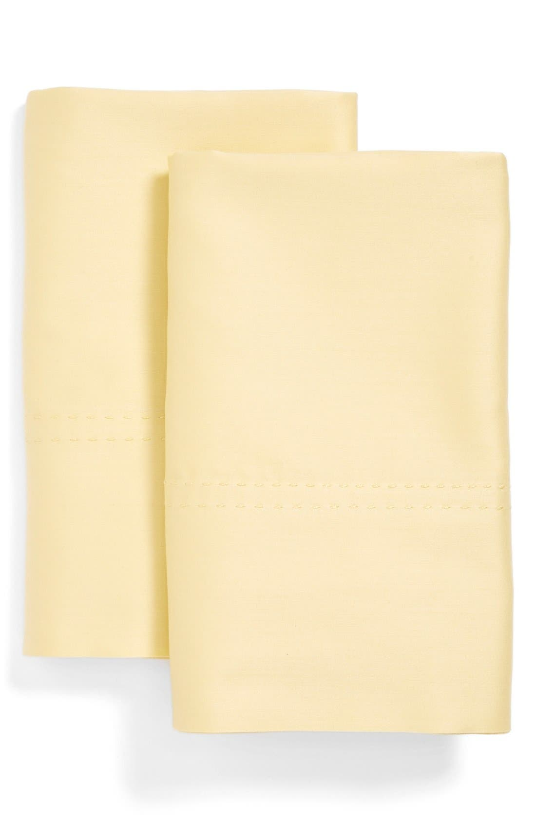 400 Thread Count Standard Pillowcases,                             Main thumbnail 16, color,