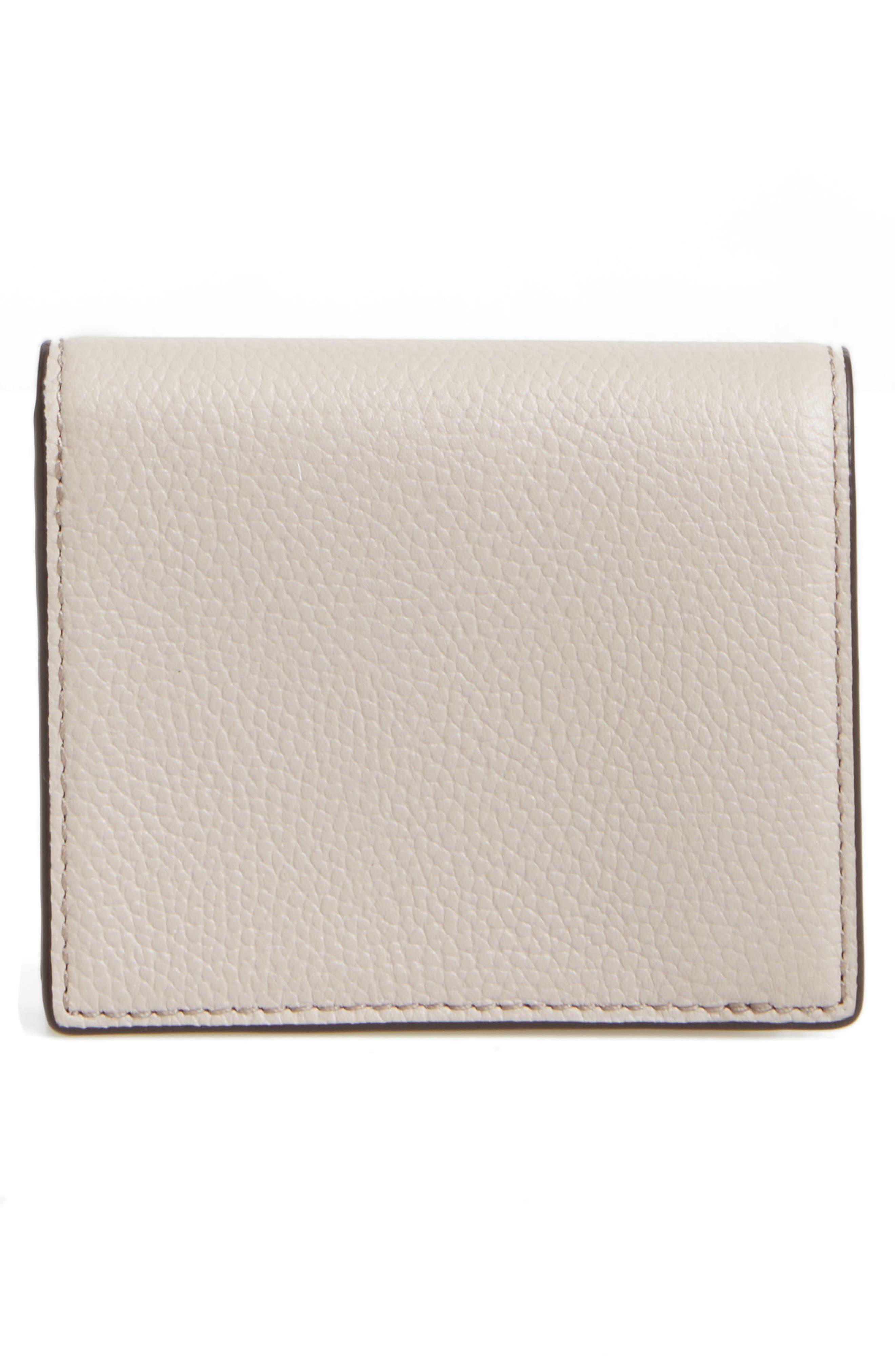 Mercer Leather RFID Cardholder Wallet,                             Alternate thumbnail 4, color,                             292