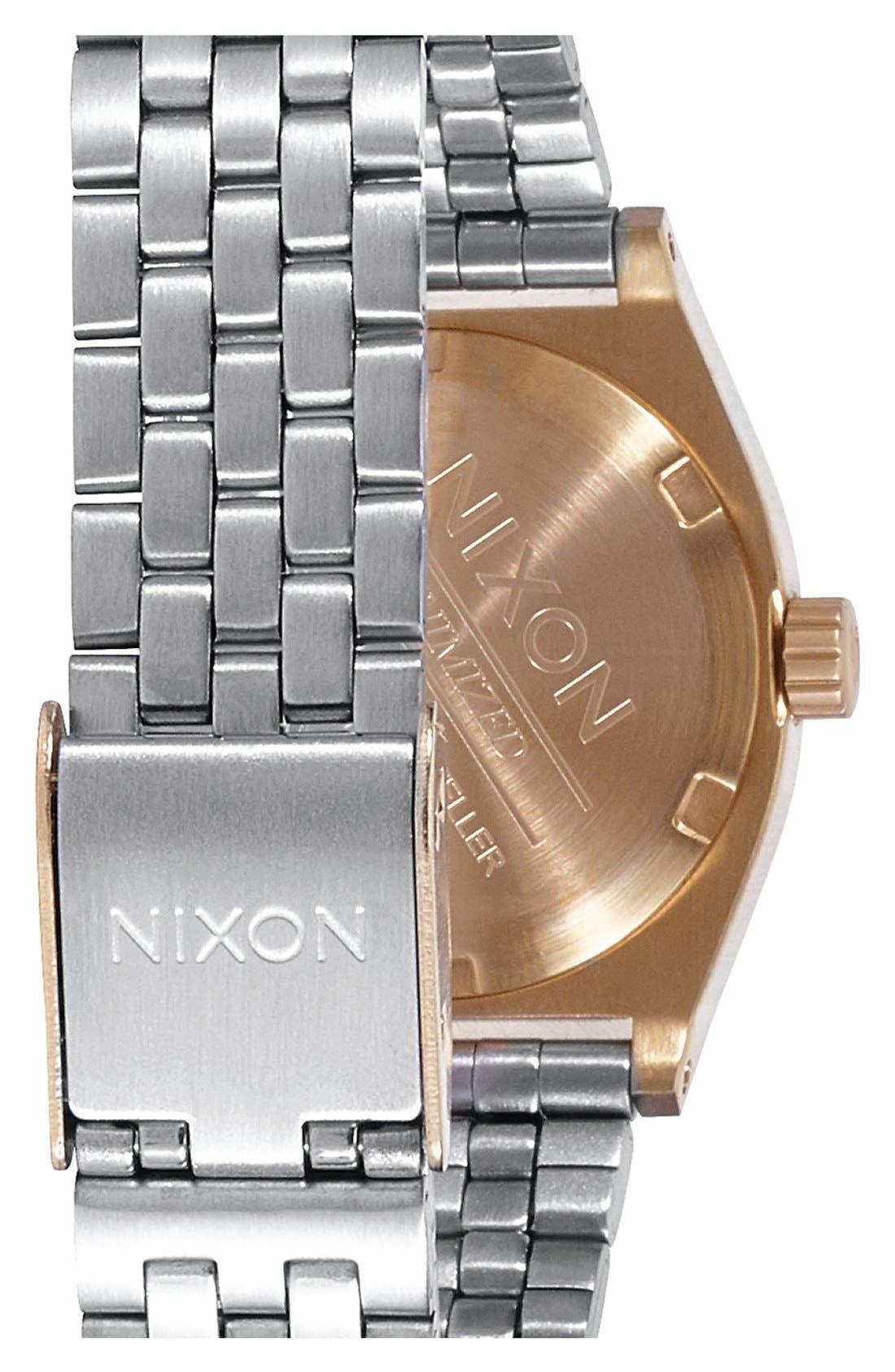 'The Small Time Teller' Bracelet Watch, 26mm,                             Alternate thumbnail 23, color,