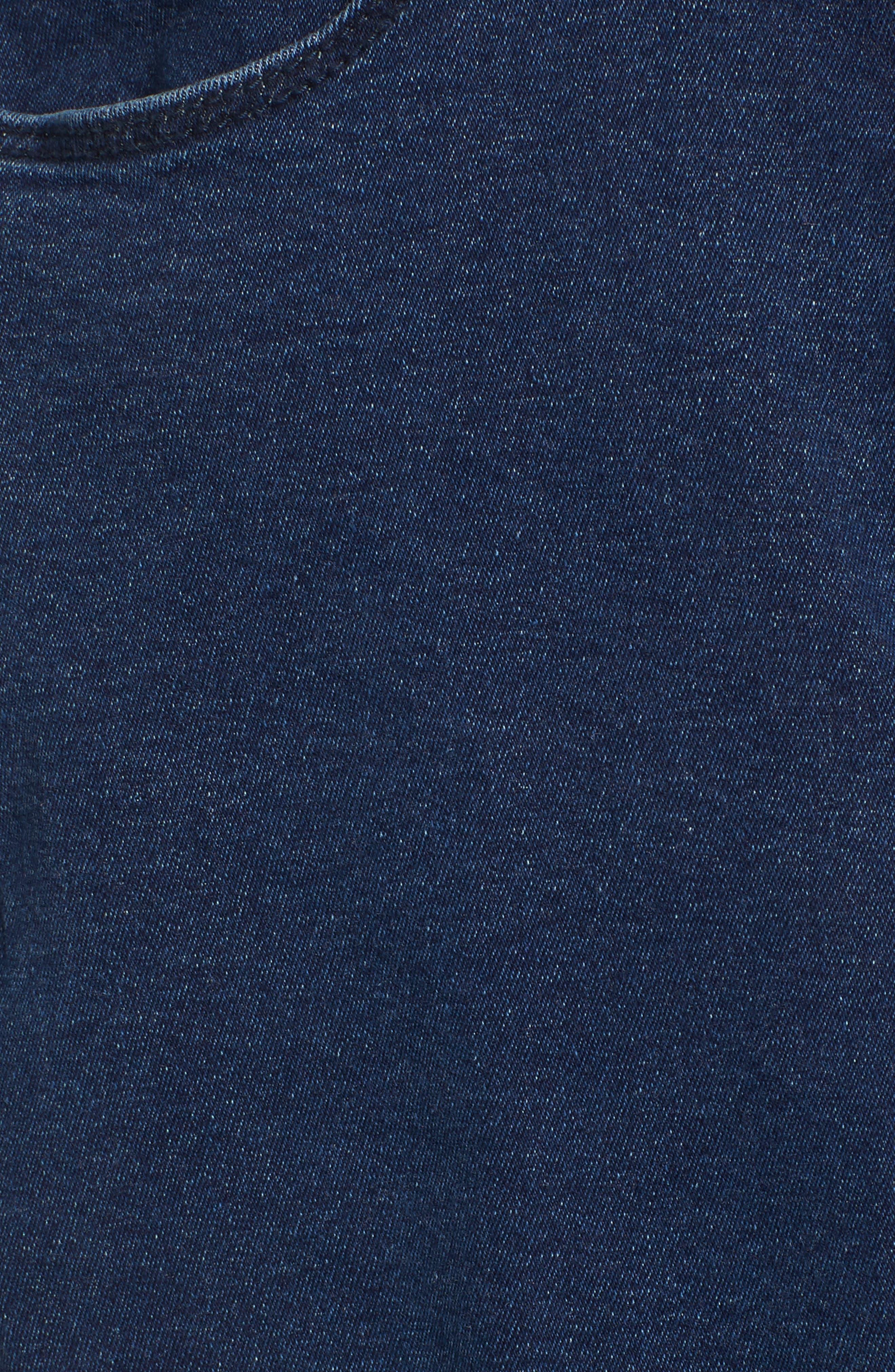 Moxy Skinny Jeans,                             Alternate thumbnail 6, color,                             400