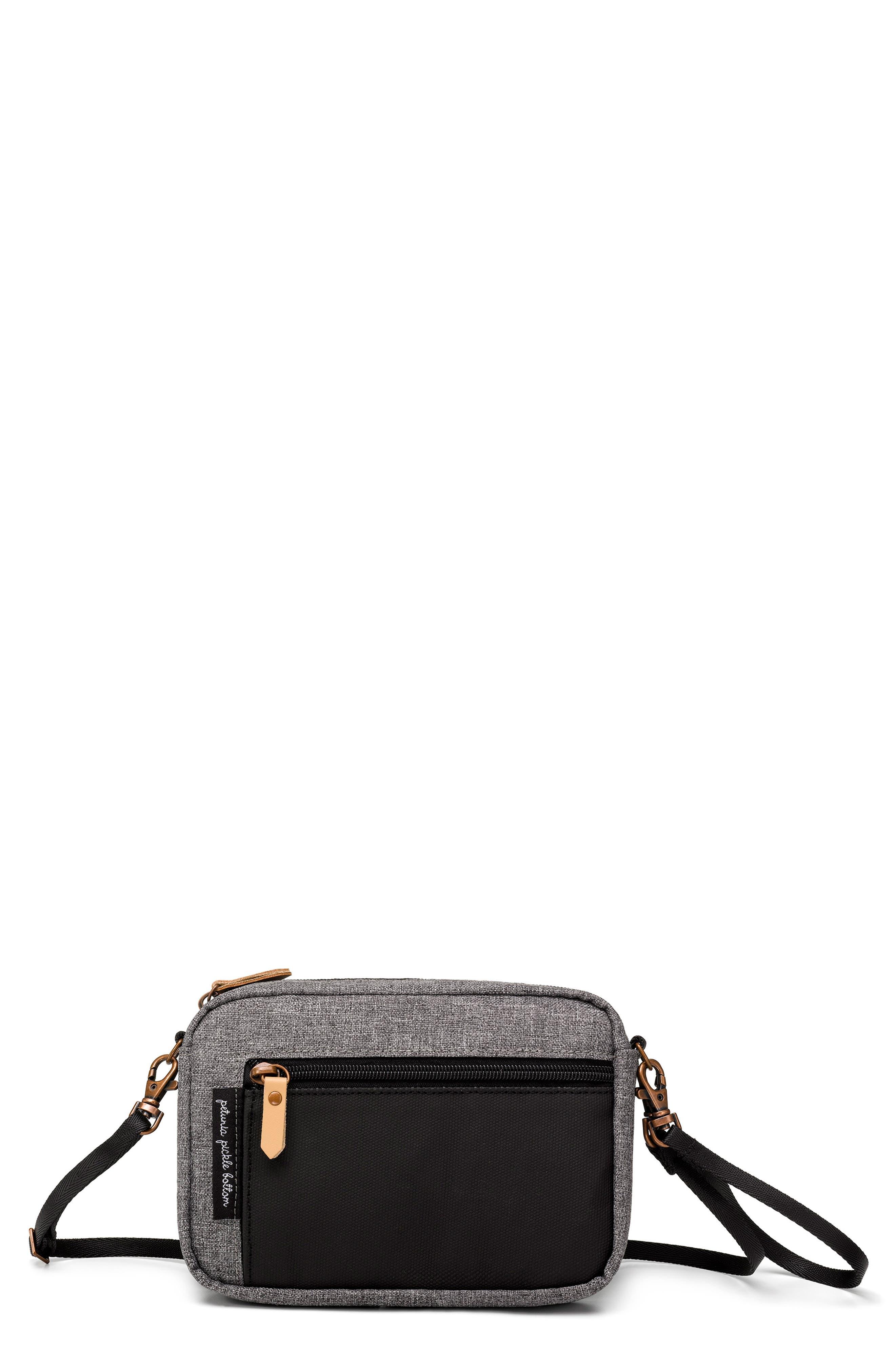 Adventurer Belt Bag, Main, color, GRAPHITE/ BLACK
