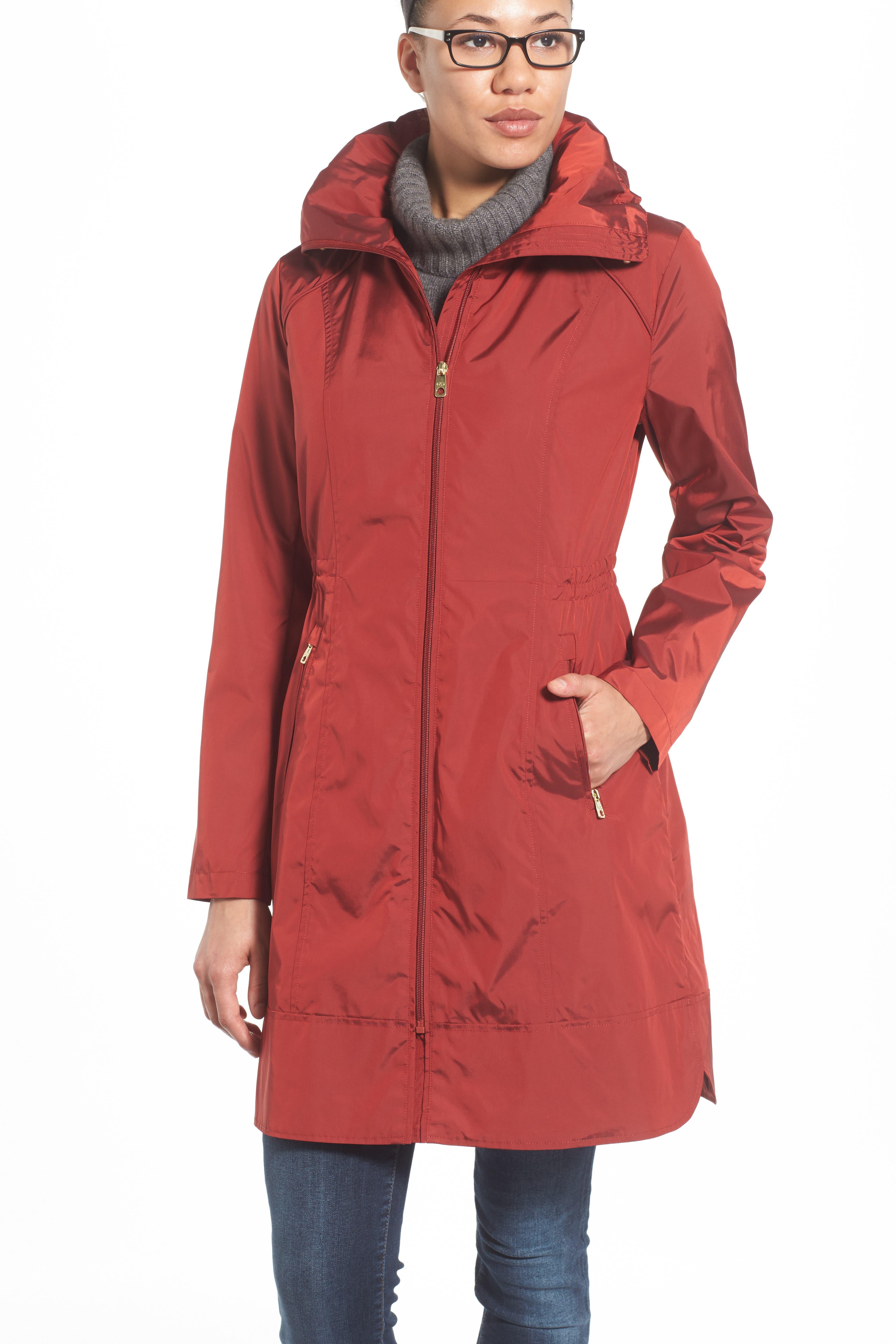 Packable Rain Jacket,                             Alternate thumbnail 2, color,                             639