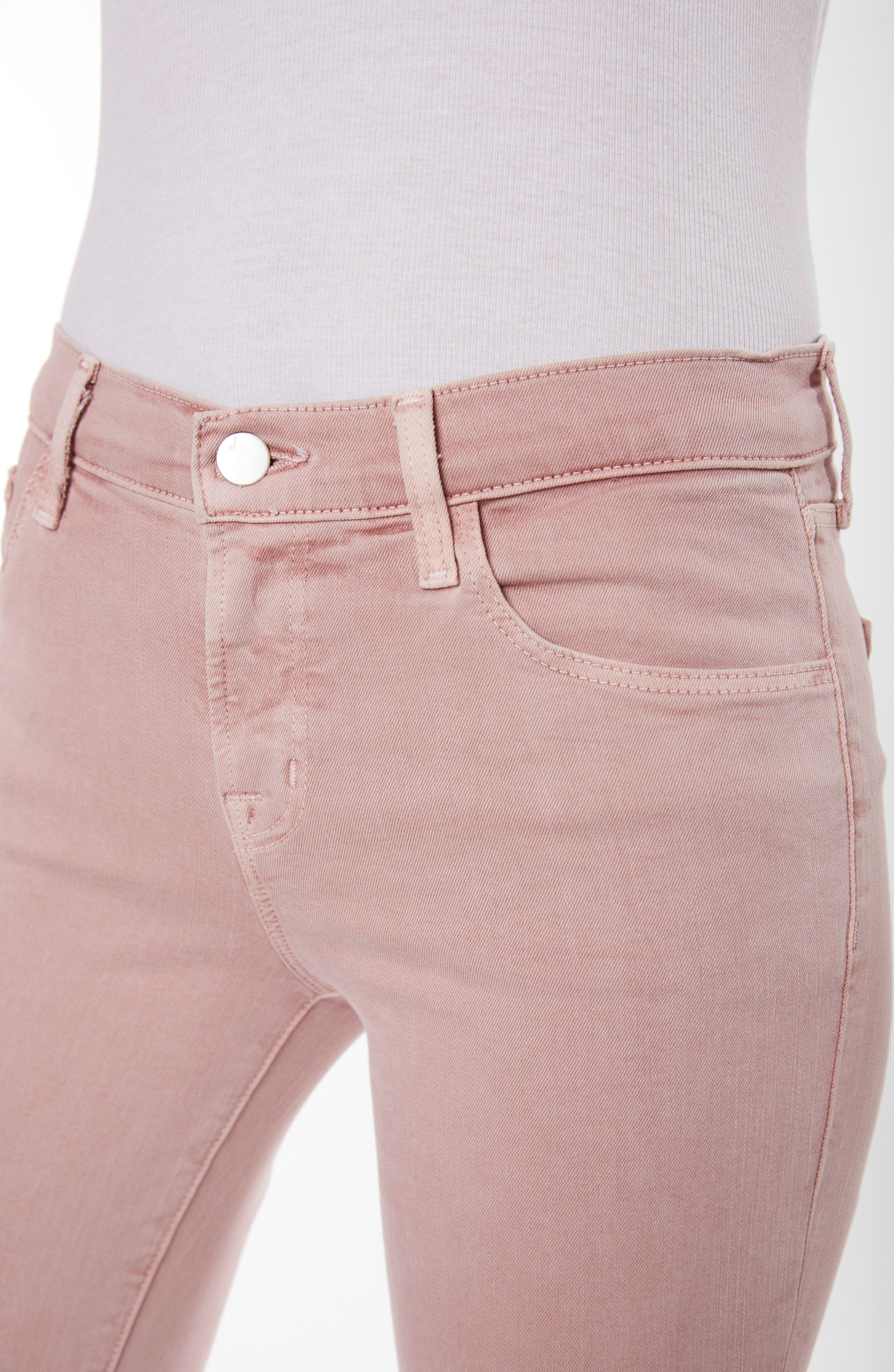 835 Capri Skinny Jeans,                             Alternate thumbnail 5, color,
