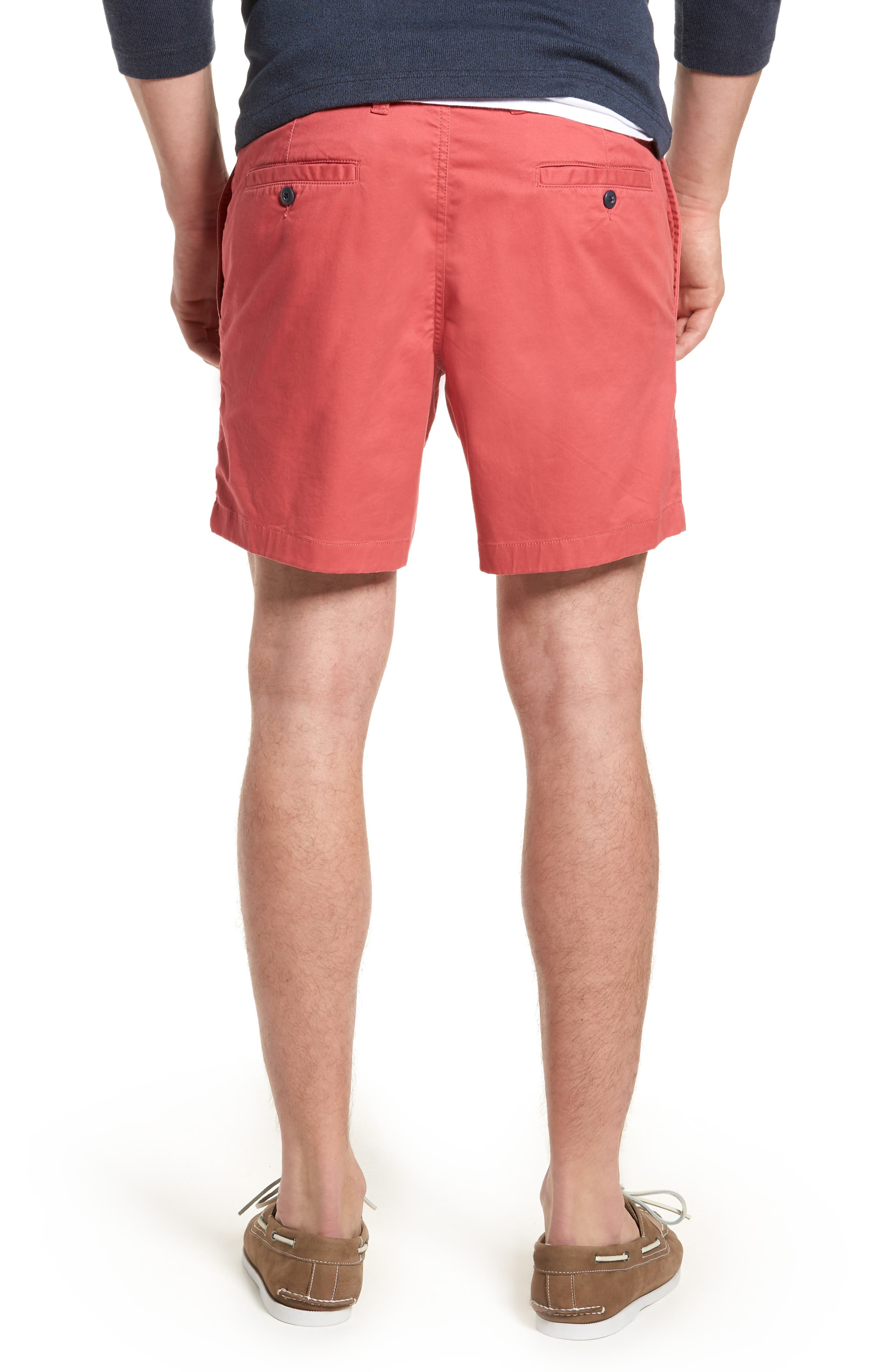 Ballard Slim Fit Stretch Chino 7-Inch Shorts,                             Alternate thumbnail 23, color,
