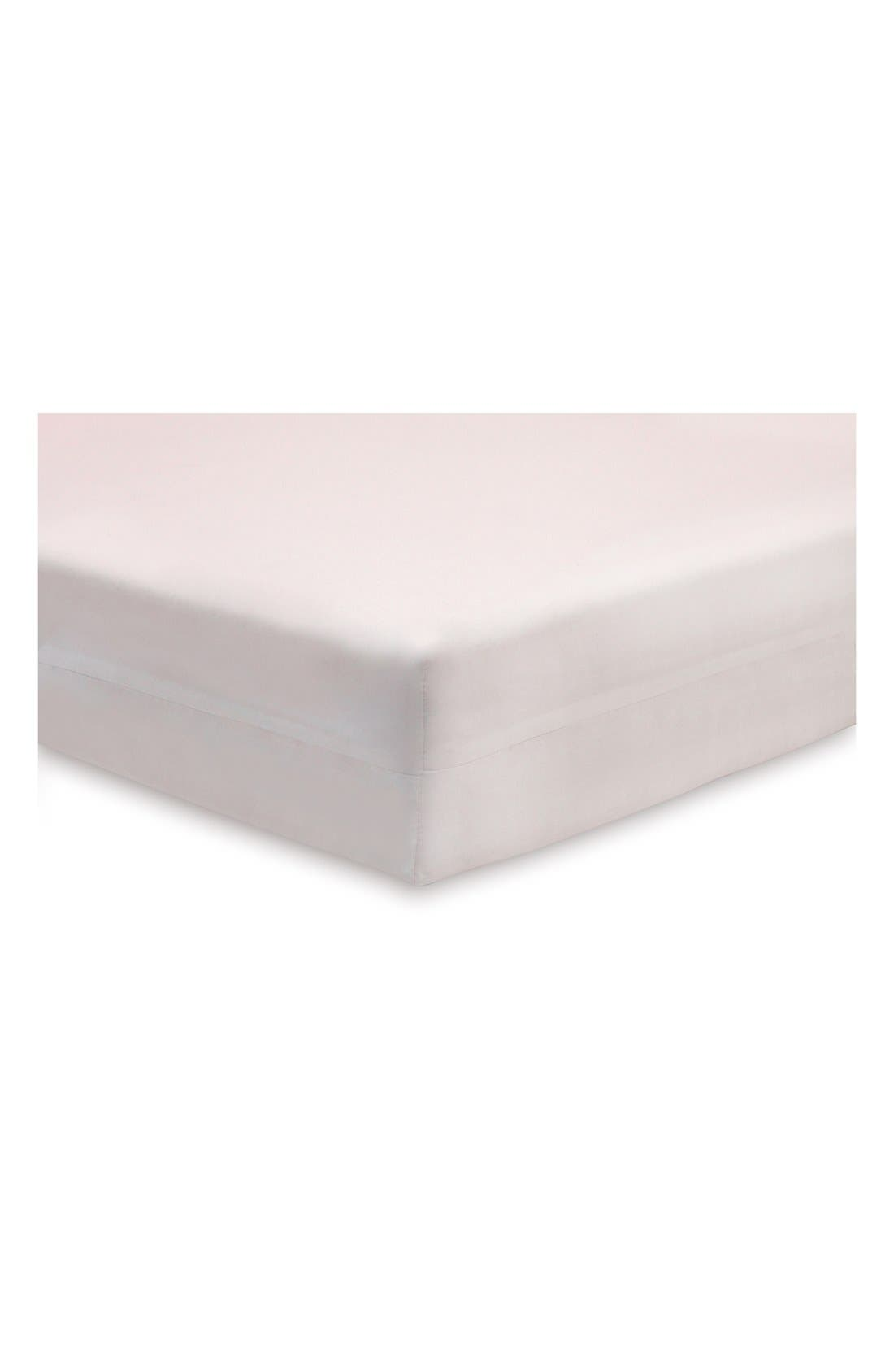 'Pure Core' Nontoxic Crib Mattress & Water Repellent SMART Cover,                             Alternate thumbnail 2, color,                             100