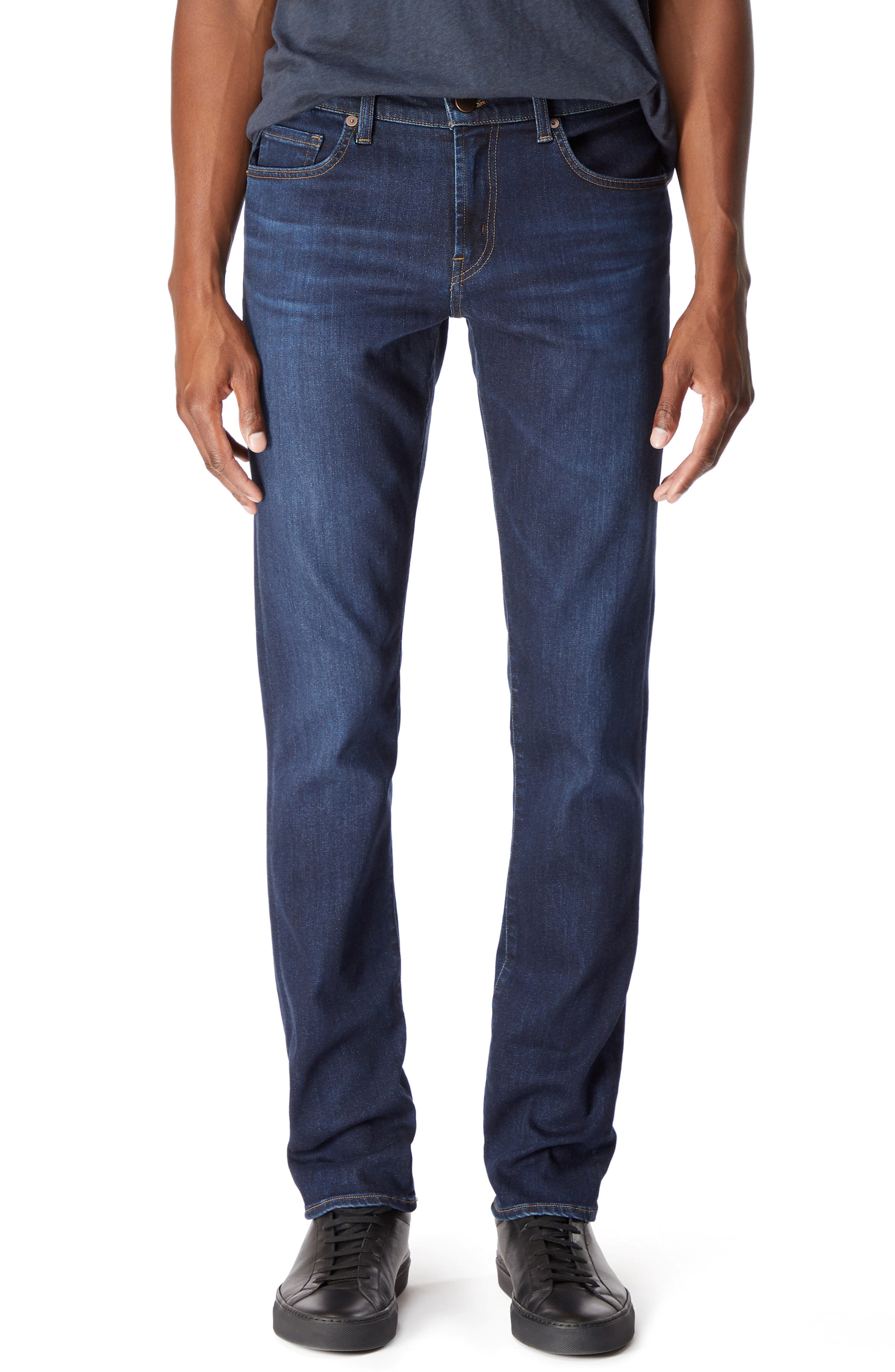 Kane Slim Straight Leg Jeans,                         Main,                         color, GLEETING