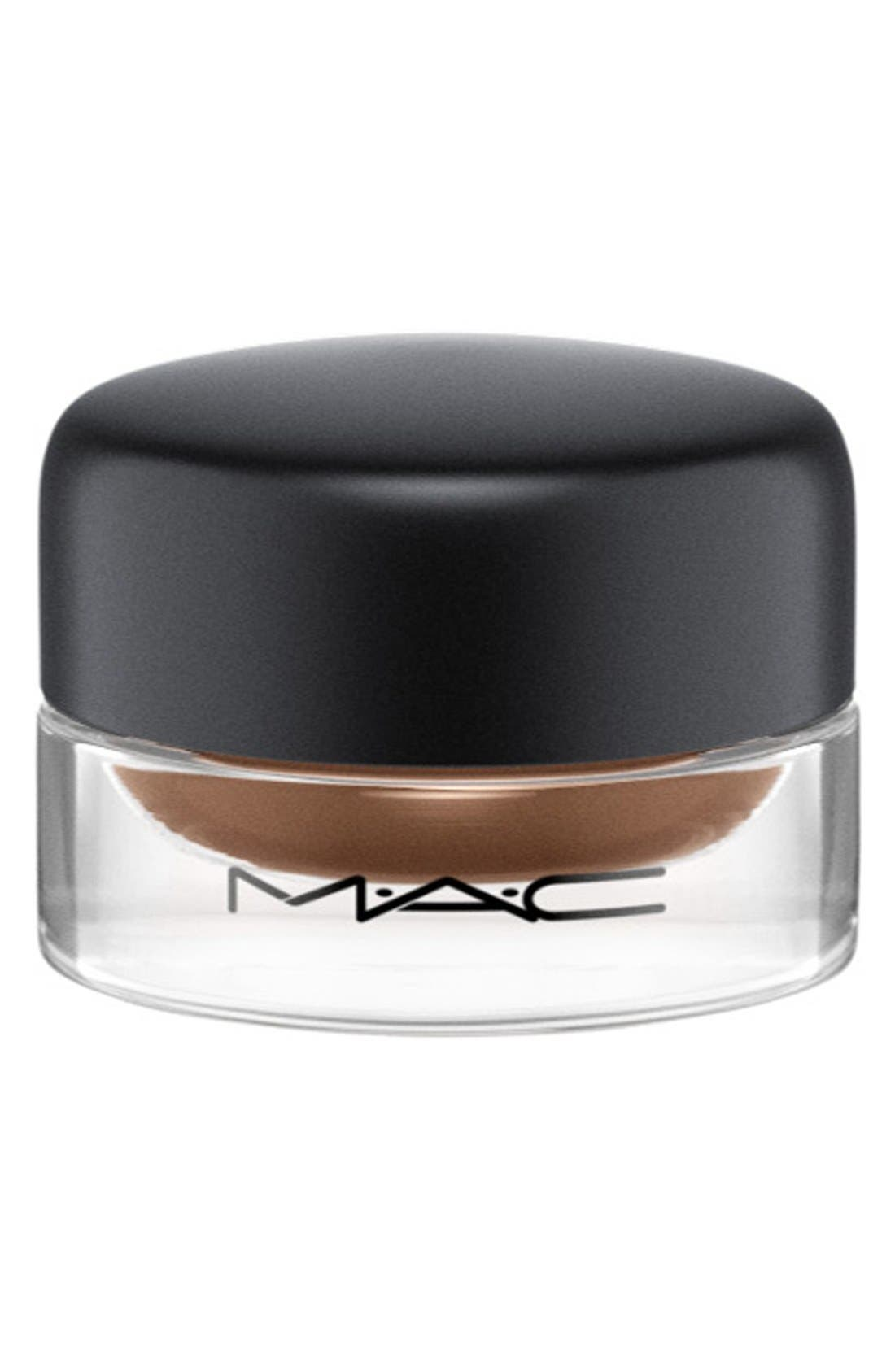 MAC Fluidline Brow Gel,                             Alternate thumbnail 3, color,                             DEEP DARK BRUNETTE
