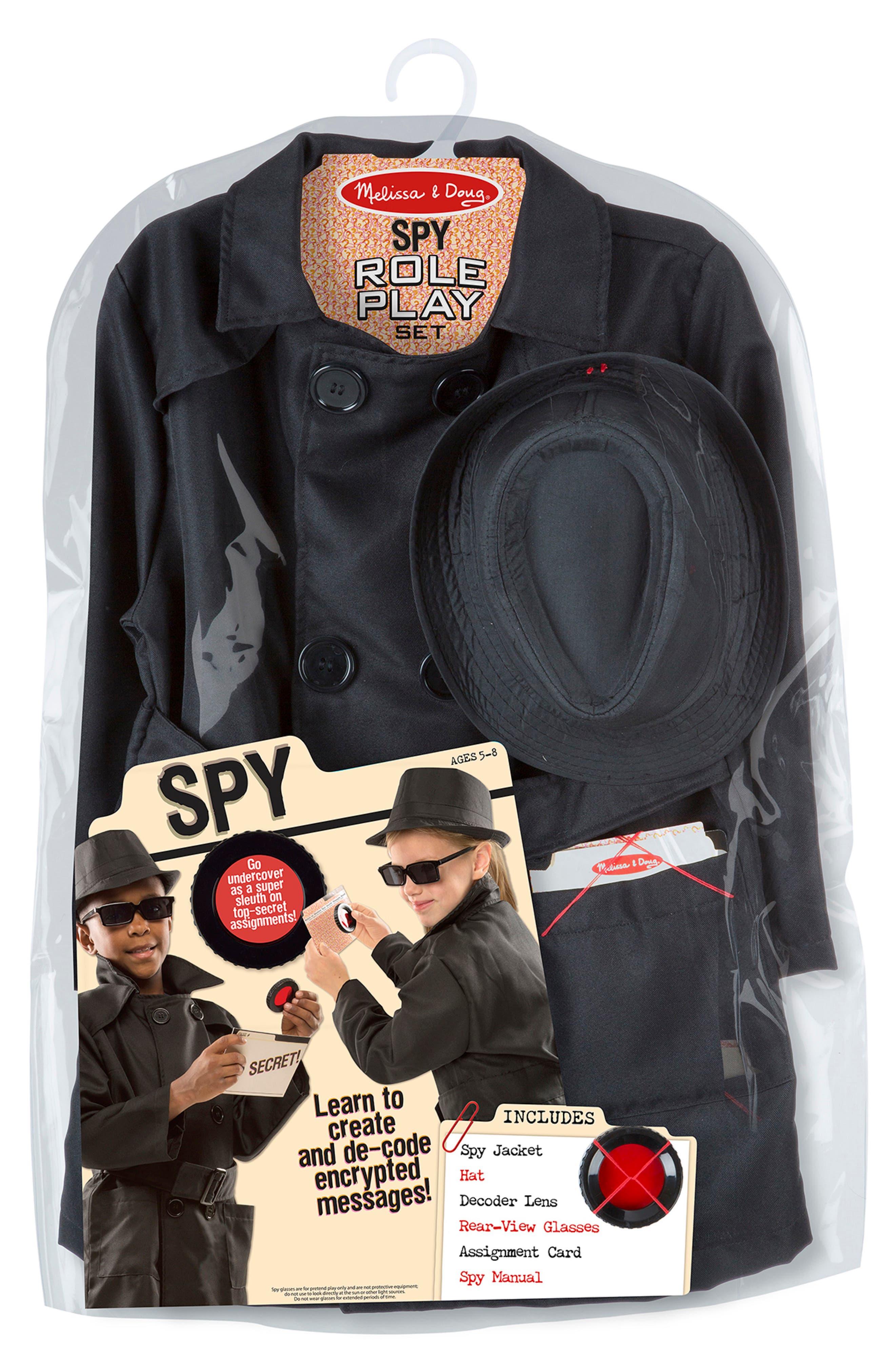 Spy Role Play Set,                         Main,                         color, MULTI