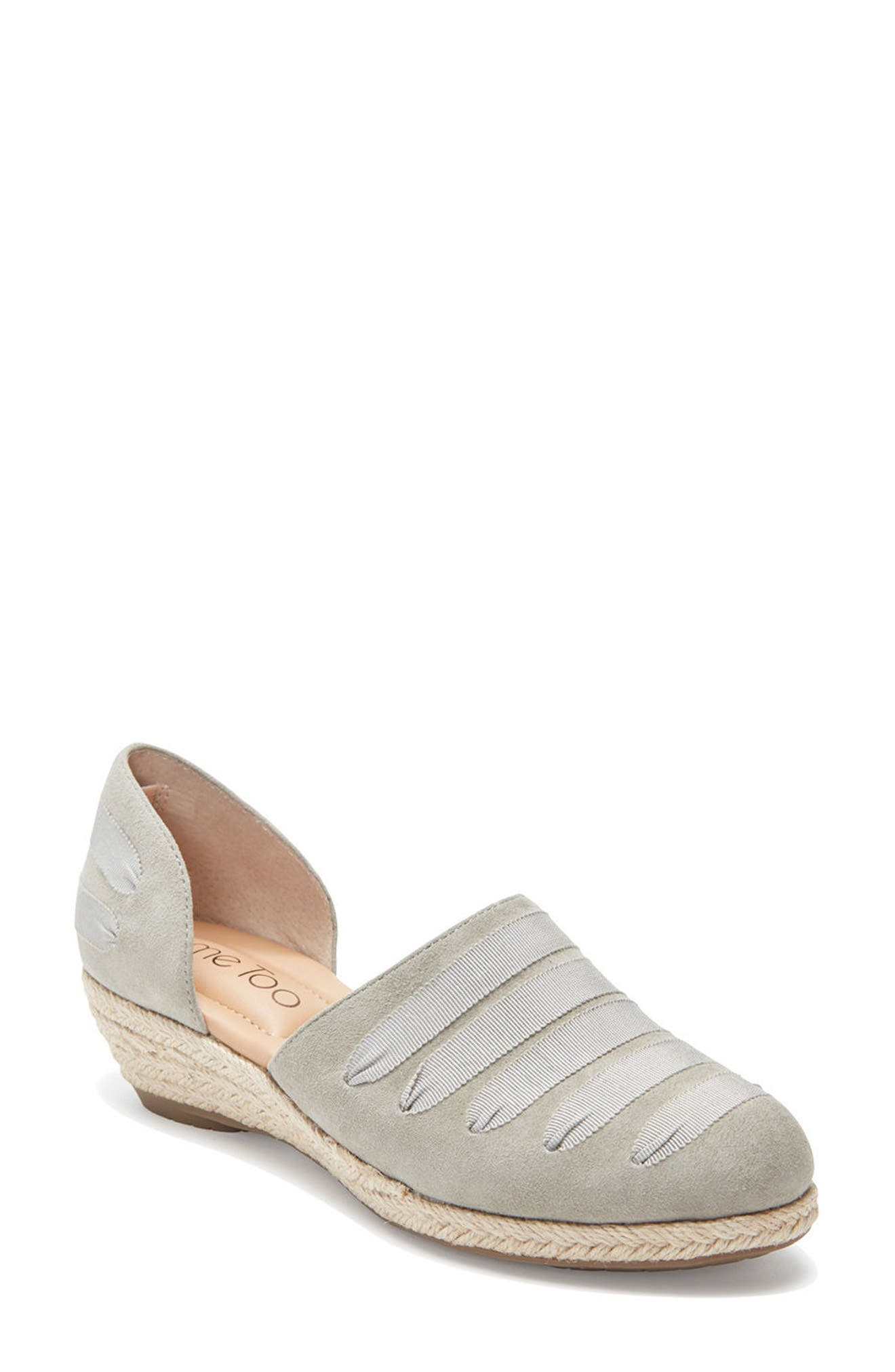 Netta Espadrille Wedge,                             Main thumbnail 2, color,