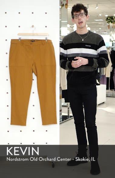Slim Stretch Cotton Pants, sales video thumbnail
