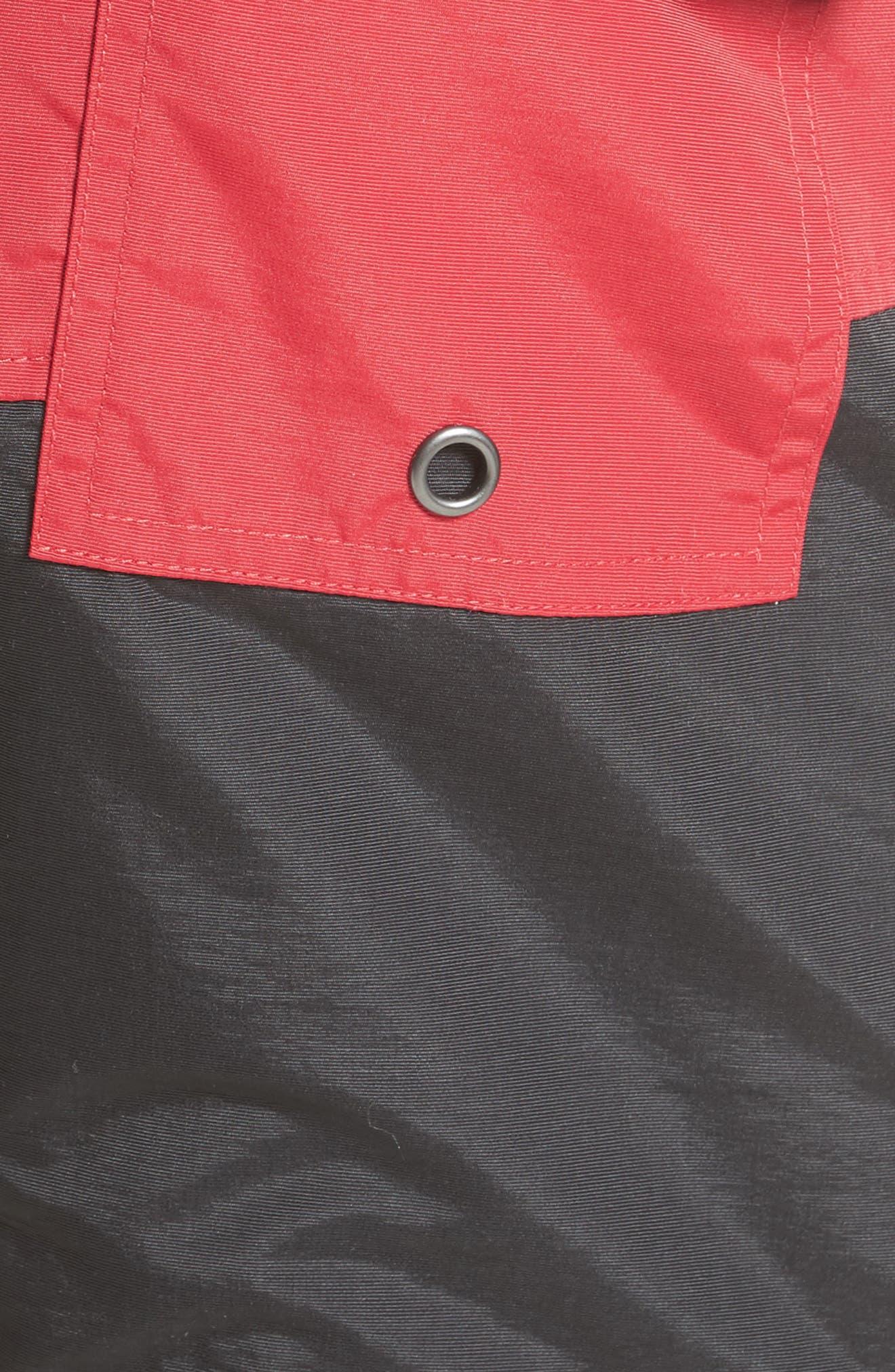 Ennis Colorblock Board Shorts,                             Alternate thumbnail 5, color,
