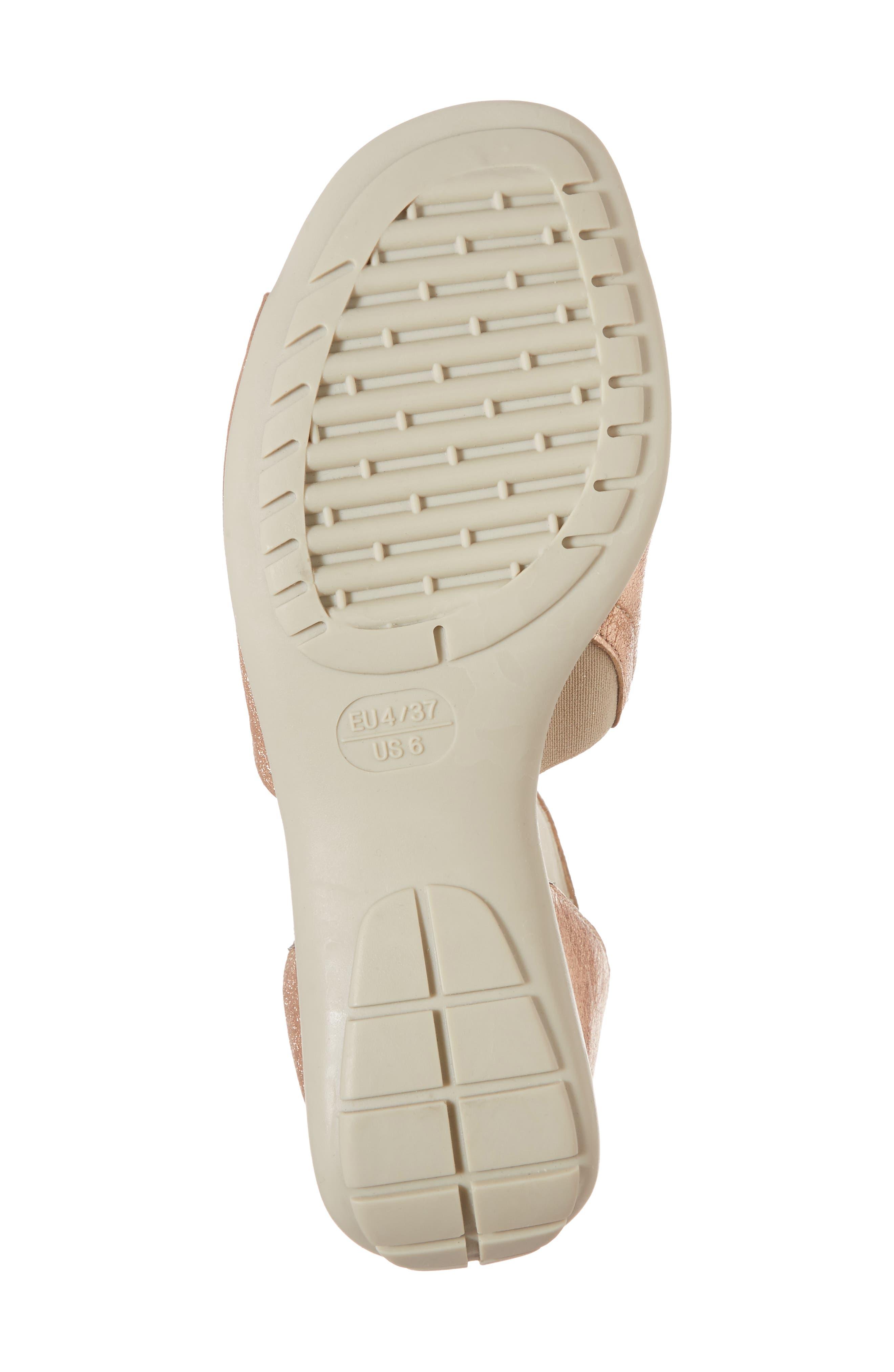 'Beglad' Leather Ankle Strap Sandal,                             Alternate thumbnail 73, color,
