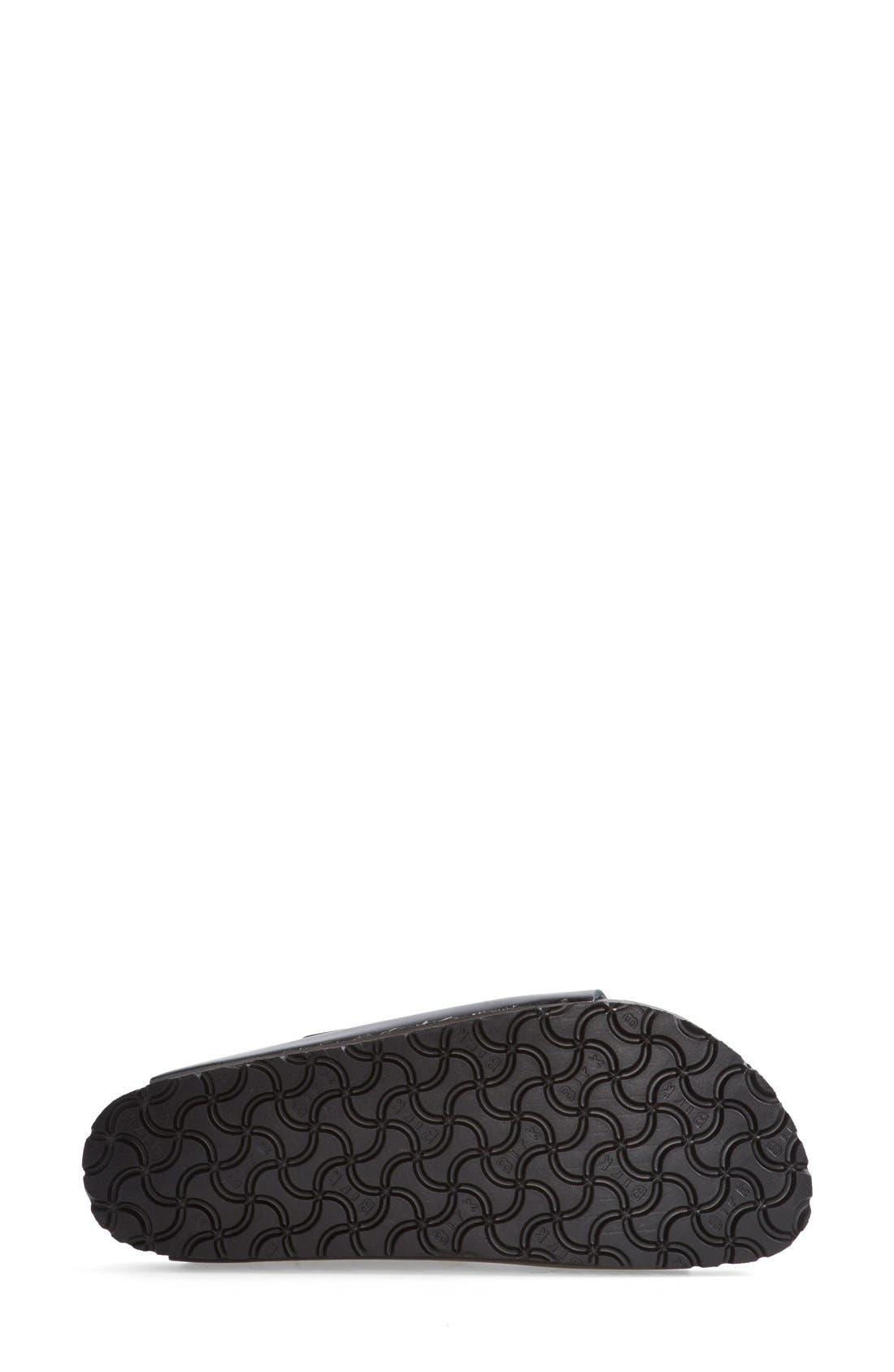 'Monterey' Leather Sandal,                             Alternate thumbnail 6, color,