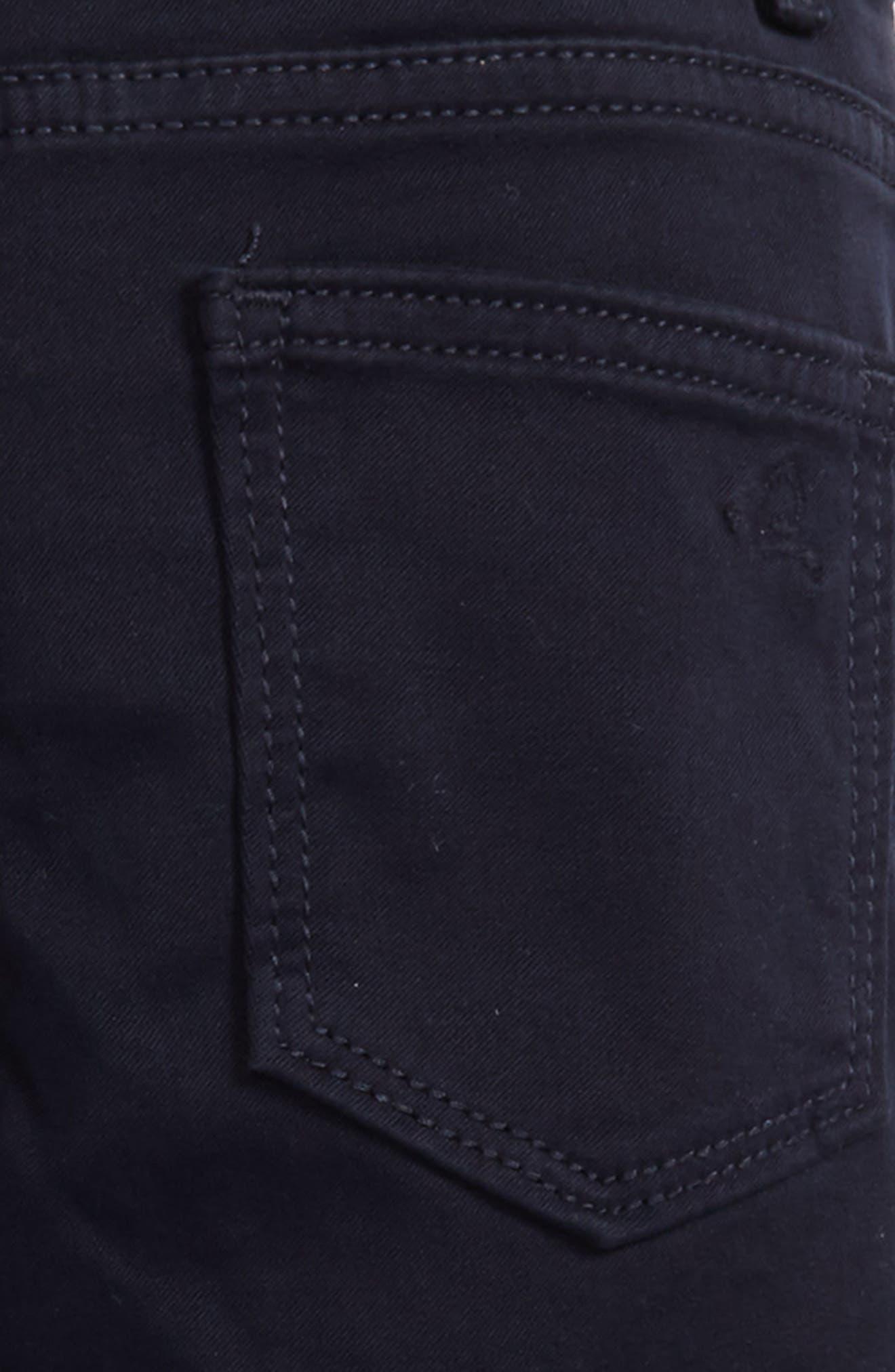 Brady Slim Fit Twill Pants,                             Alternate thumbnail 3, color,                             410