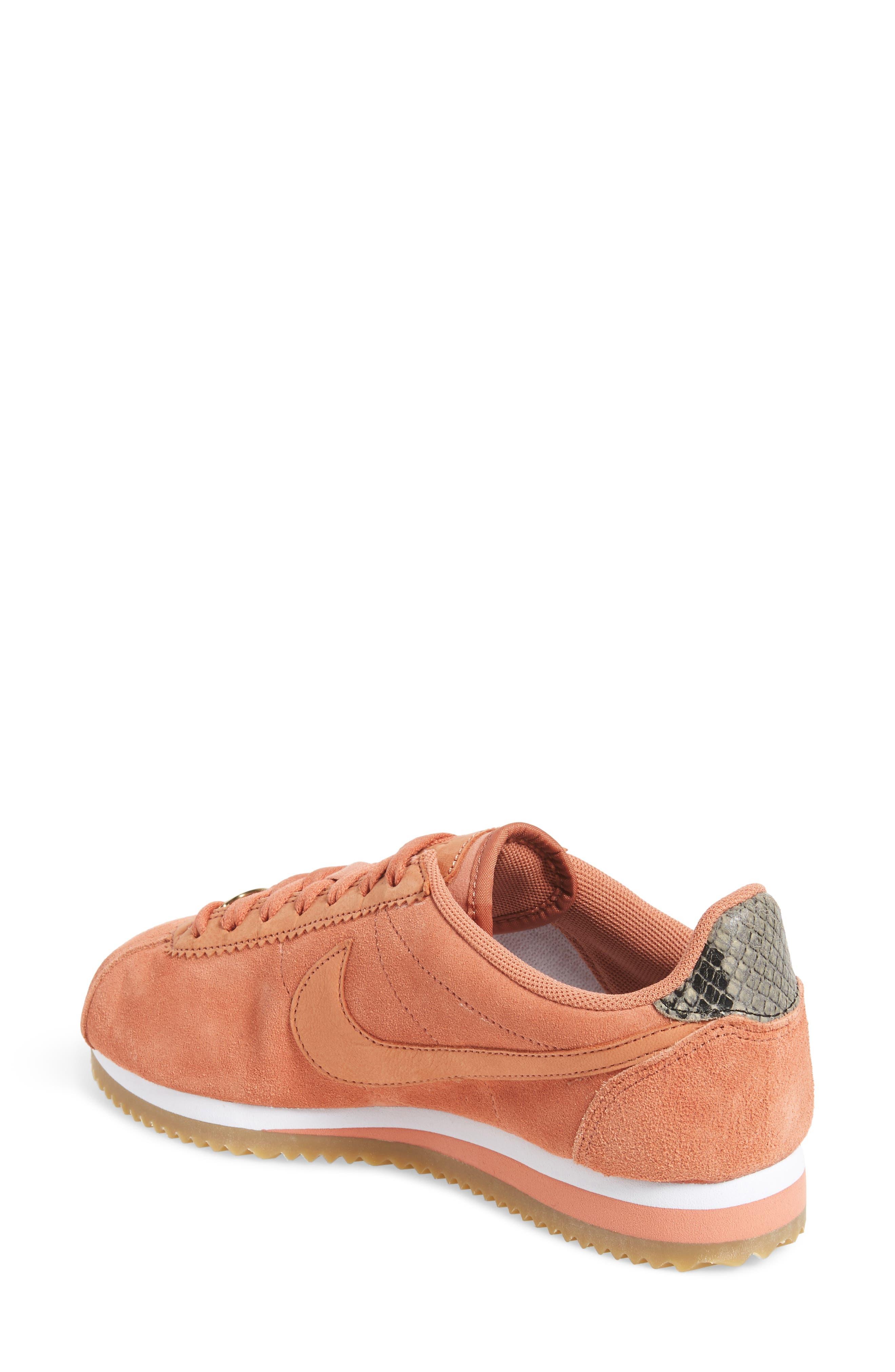 x A.L.C. Classic Cortez Sneaker,                             Alternate thumbnail 9, color,