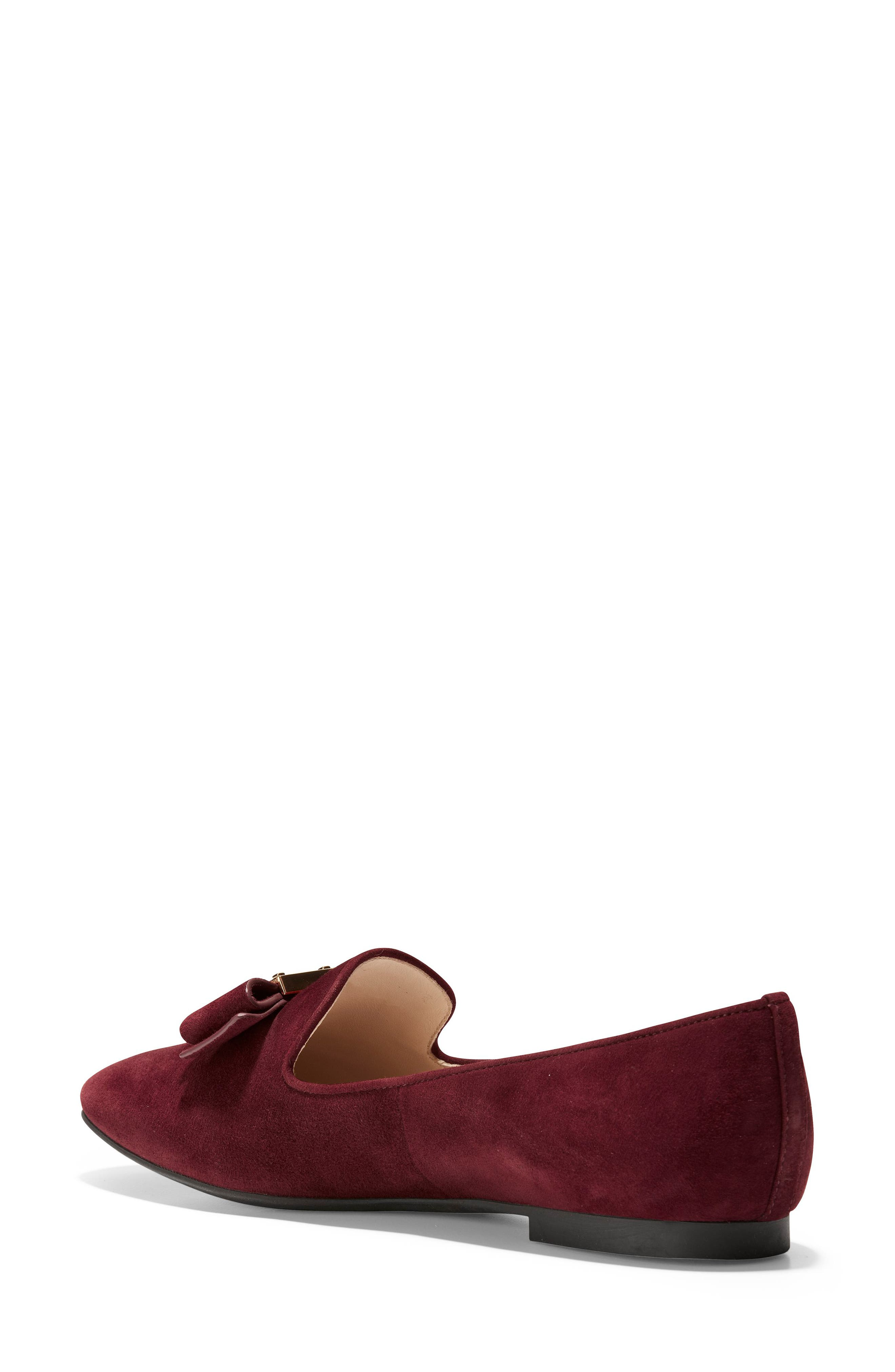 Tali Bow Loafer,                             Alternate thumbnail 2, color,                             605